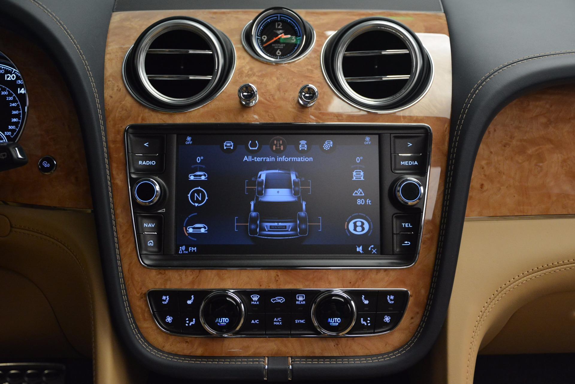 New 2017 Bentley Bentayga  For Sale In Westport, CT 810_p44
