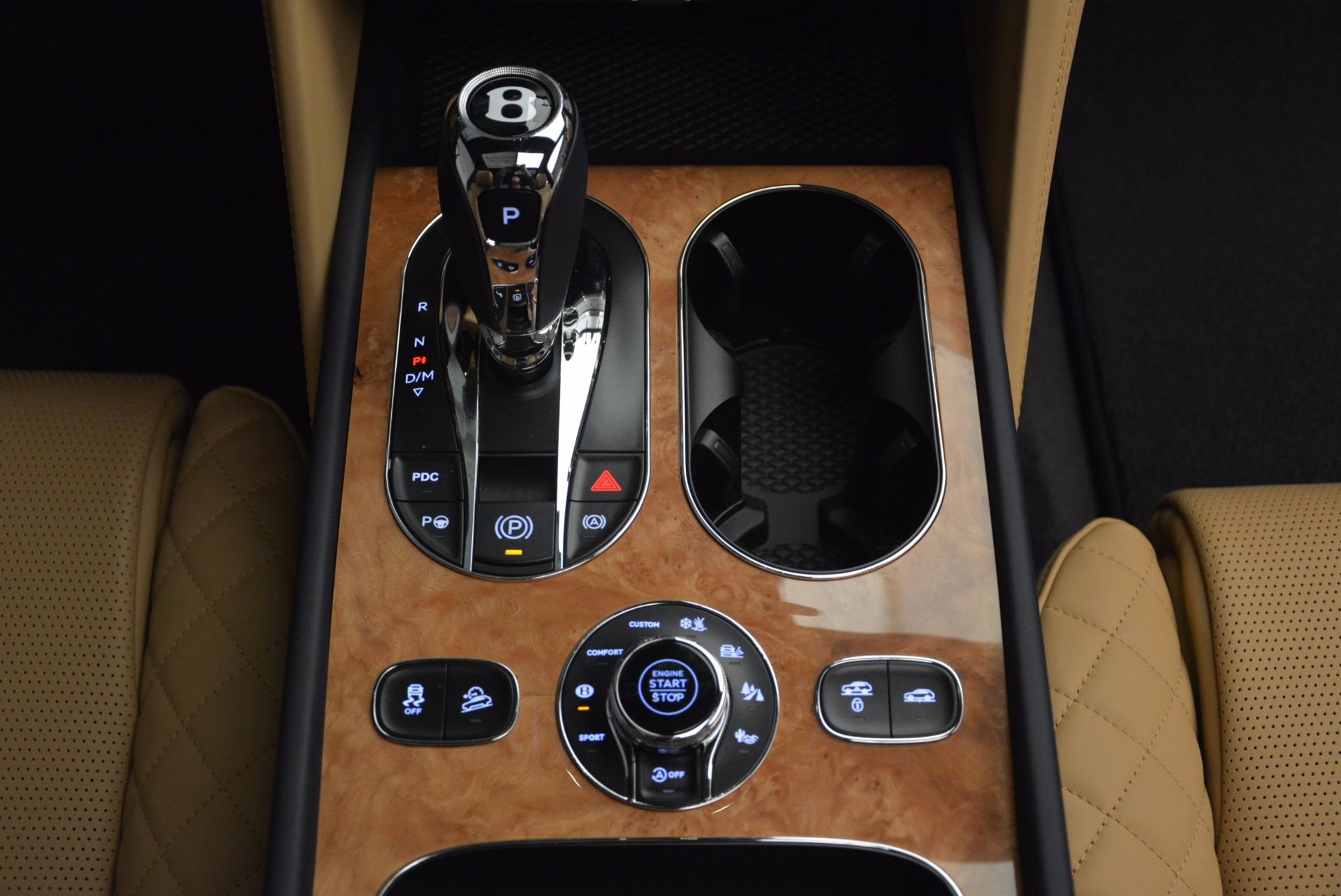 New 2017 Bentley Bentayga  For Sale In Westport, CT 810_p46