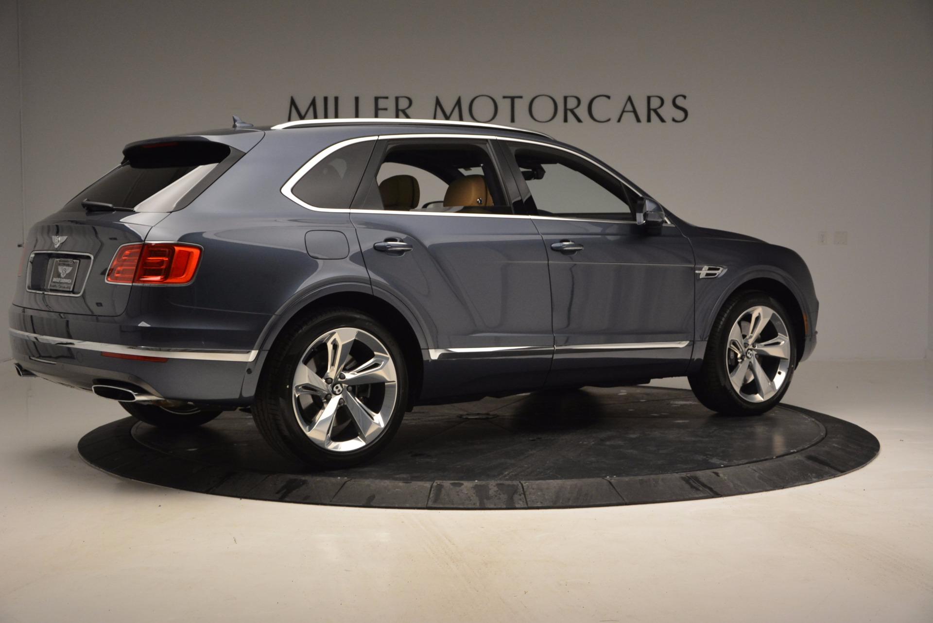 New 2017 Bentley Bentayga  For Sale In Westport, CT 810_p8