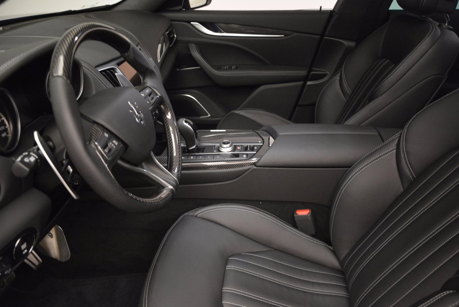New 2017 Maserati Levante S Q4 For Sale In Westport, CT 811_p14