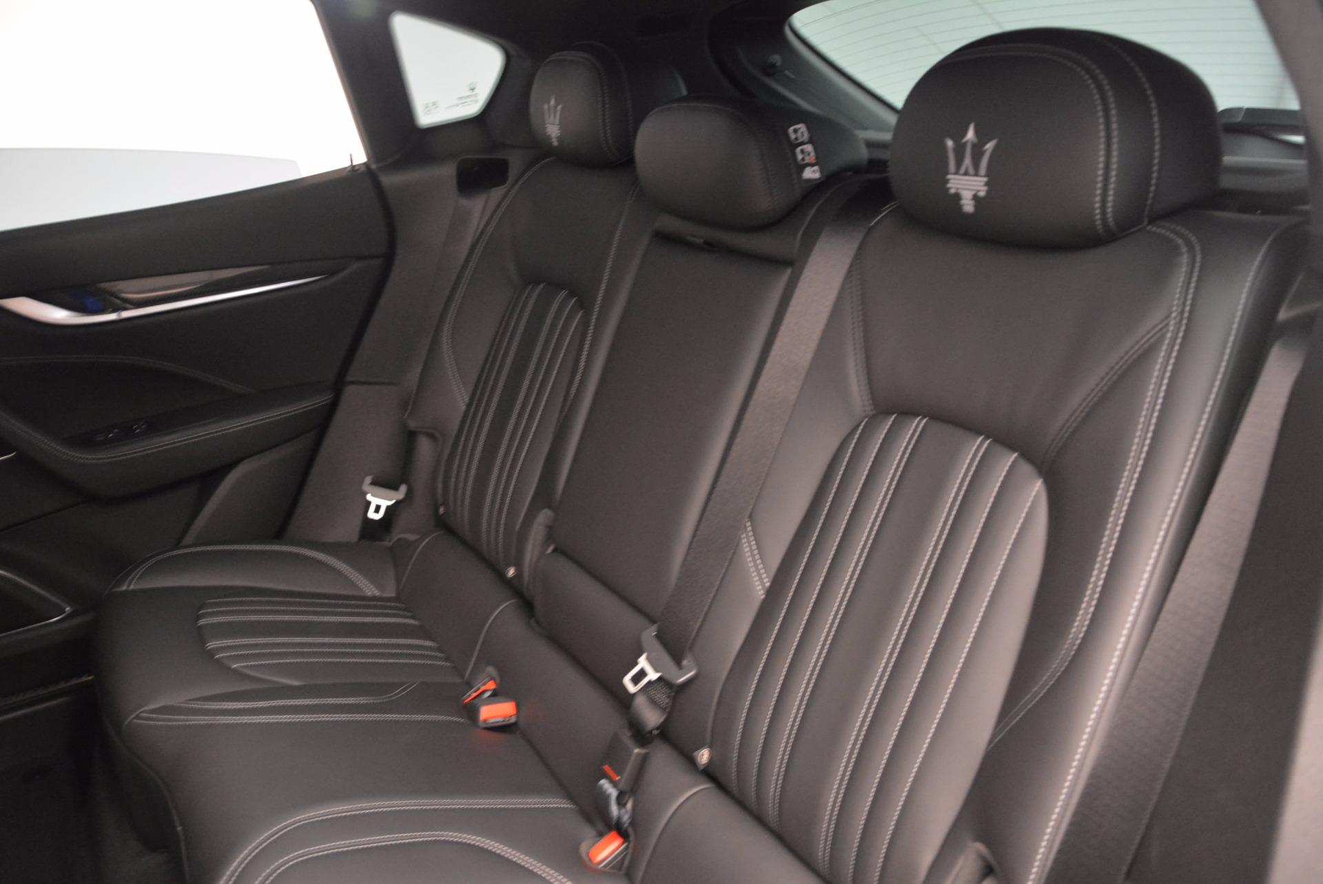 New 2017 Maserati Levante S Q4 For Sale In Westport, CT 811_p17