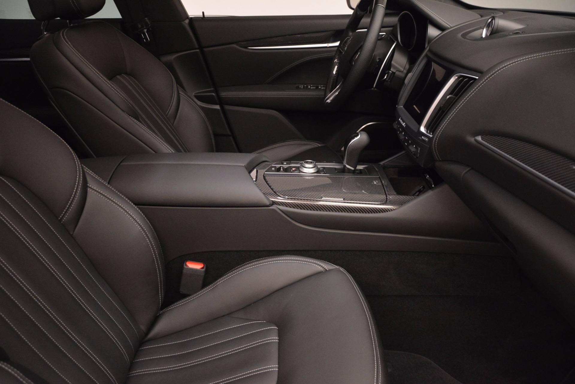New 2017 Maserati Levante S Q4 For Sale In Westport, CT 811_p21