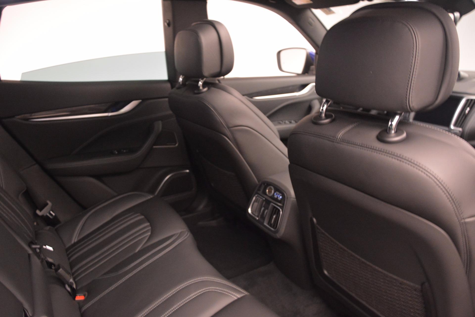 New 2017 Maserati Levante S Q4 For Sale In Westport, CT 811_p25