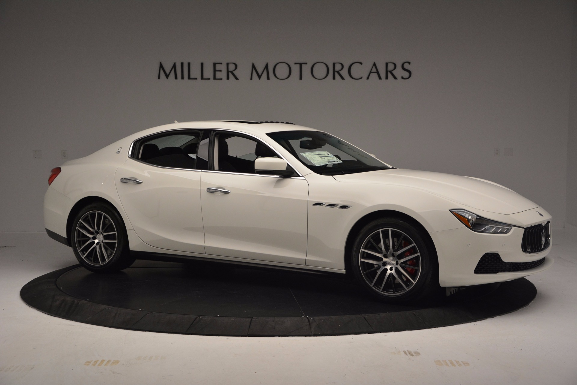 Used 2017 Maserati Ghibli S Q4 For Sale In Westport, CT 813_p11