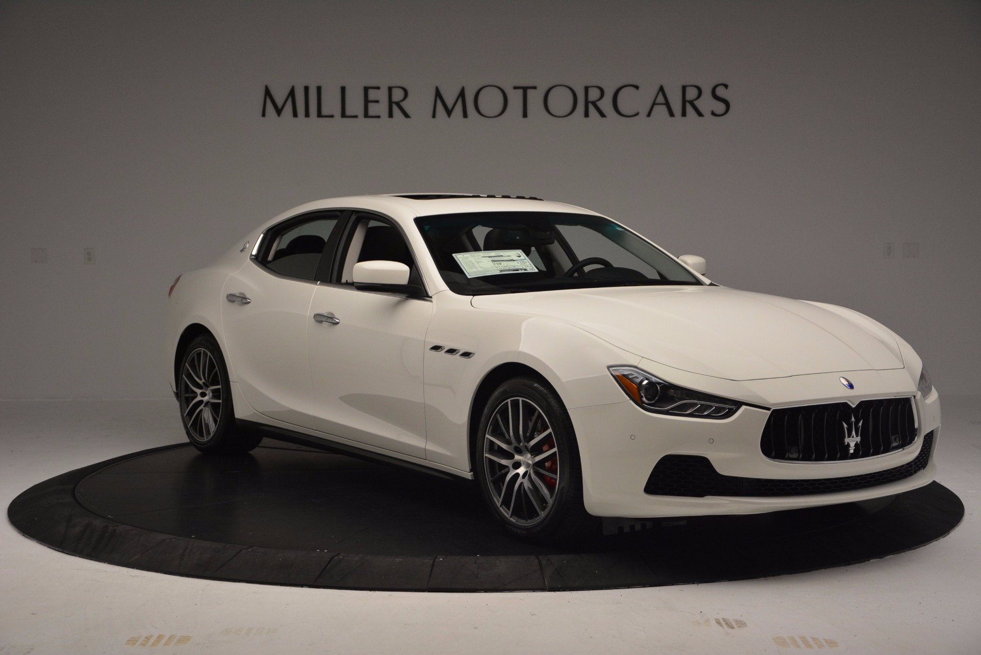 Used 2017 Maserati Ghibli S Q4 For Sale In Westport, CT 813_p12