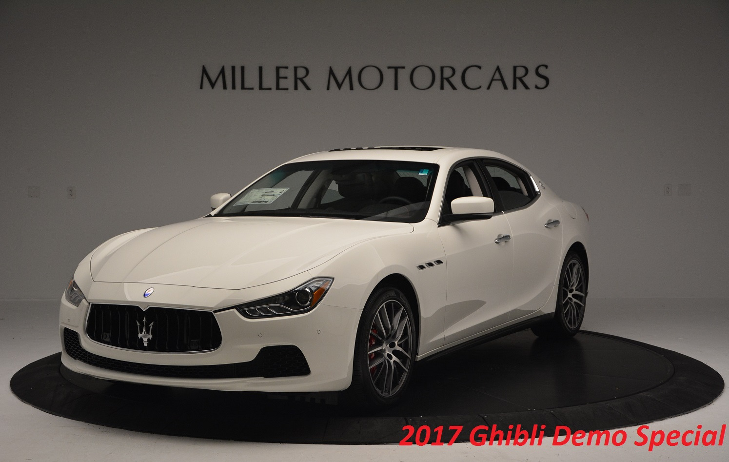 Used 2017 Maserati Ghibli S Q4 For Sale In Westport, CT 813_p2