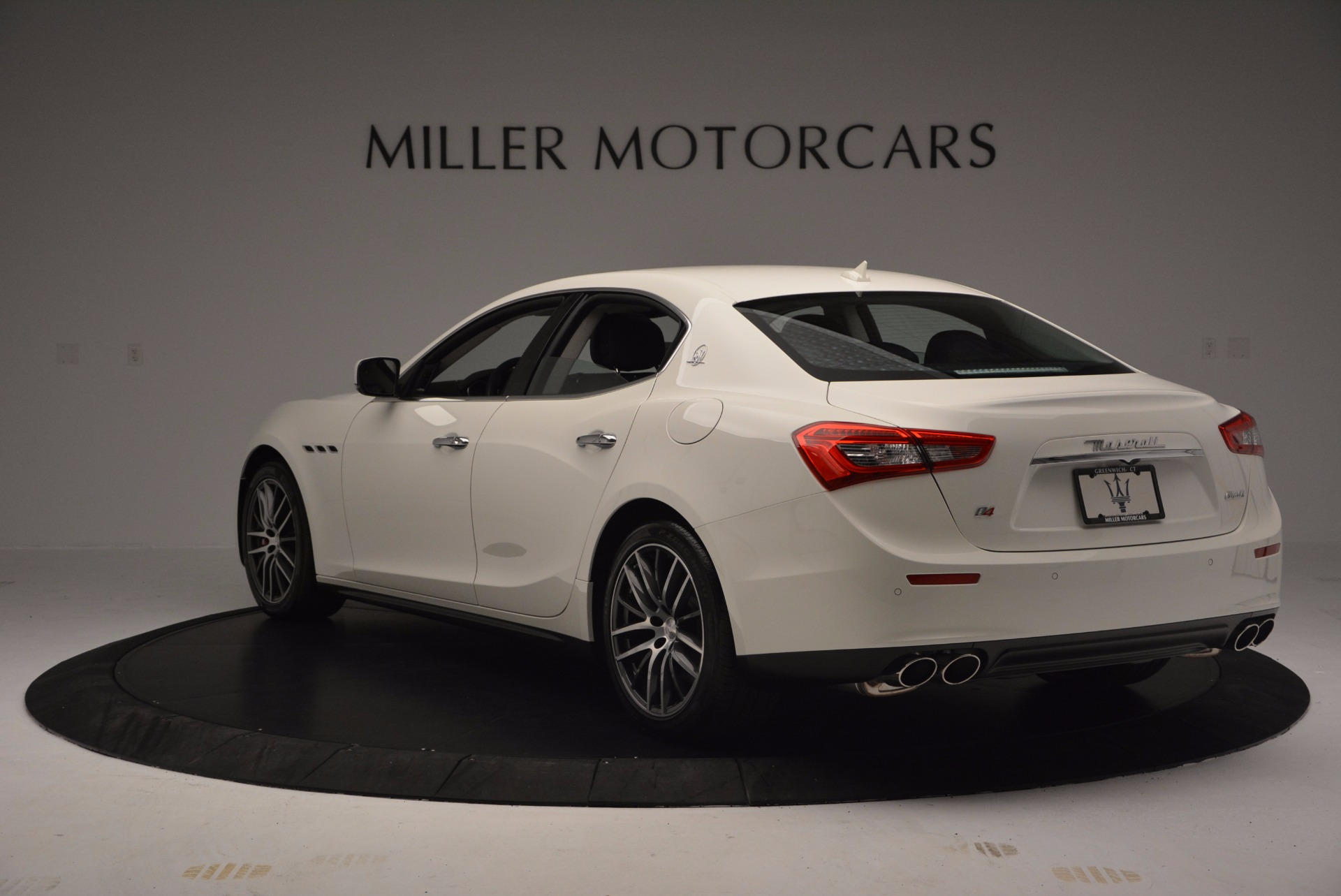Used 2017 Maserati Ghibli S Q4 For Sale In Westport, CT 813_p6