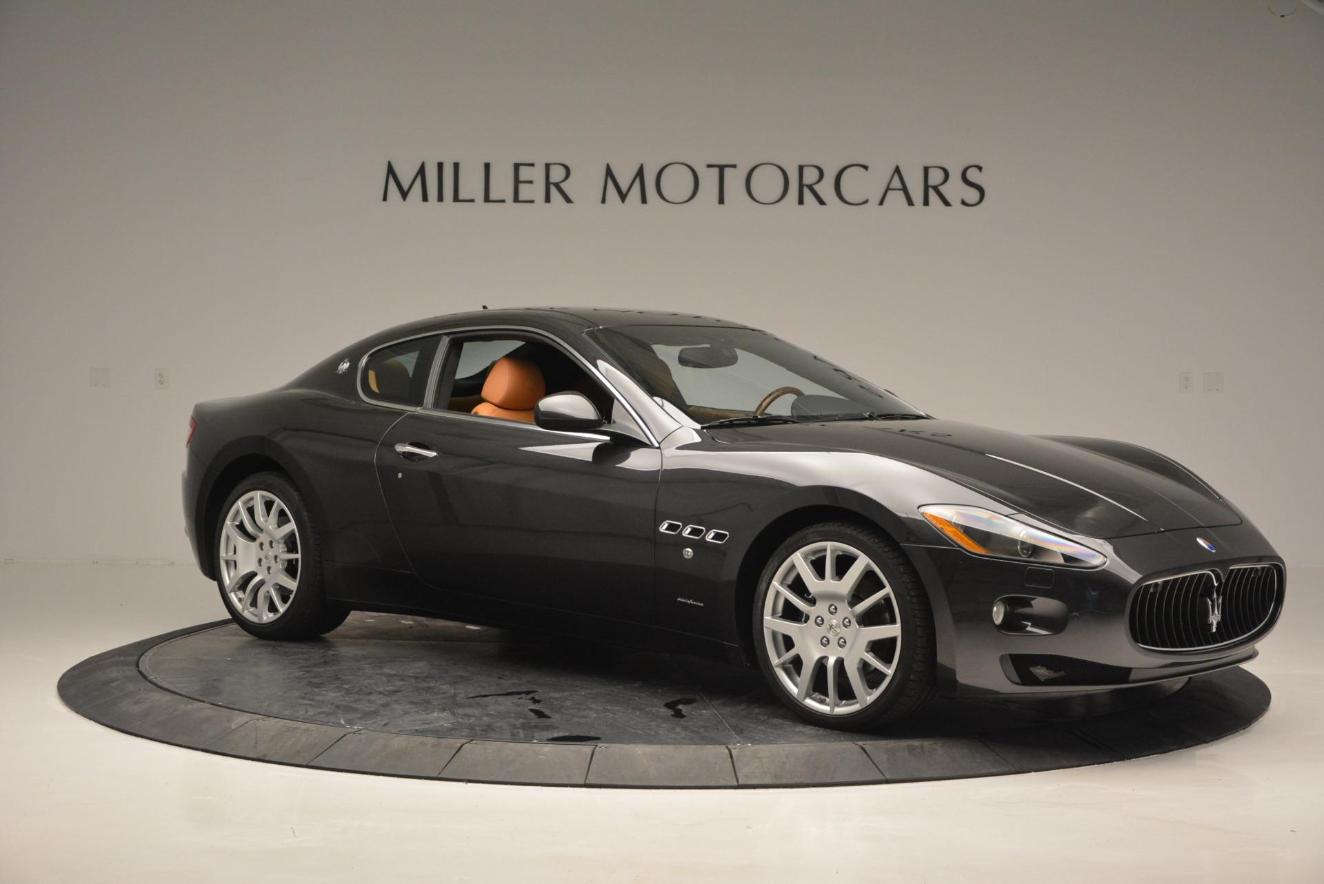 Used 2011 Maserati GranTurismo  For Sale In Westport, CT 816_p10
