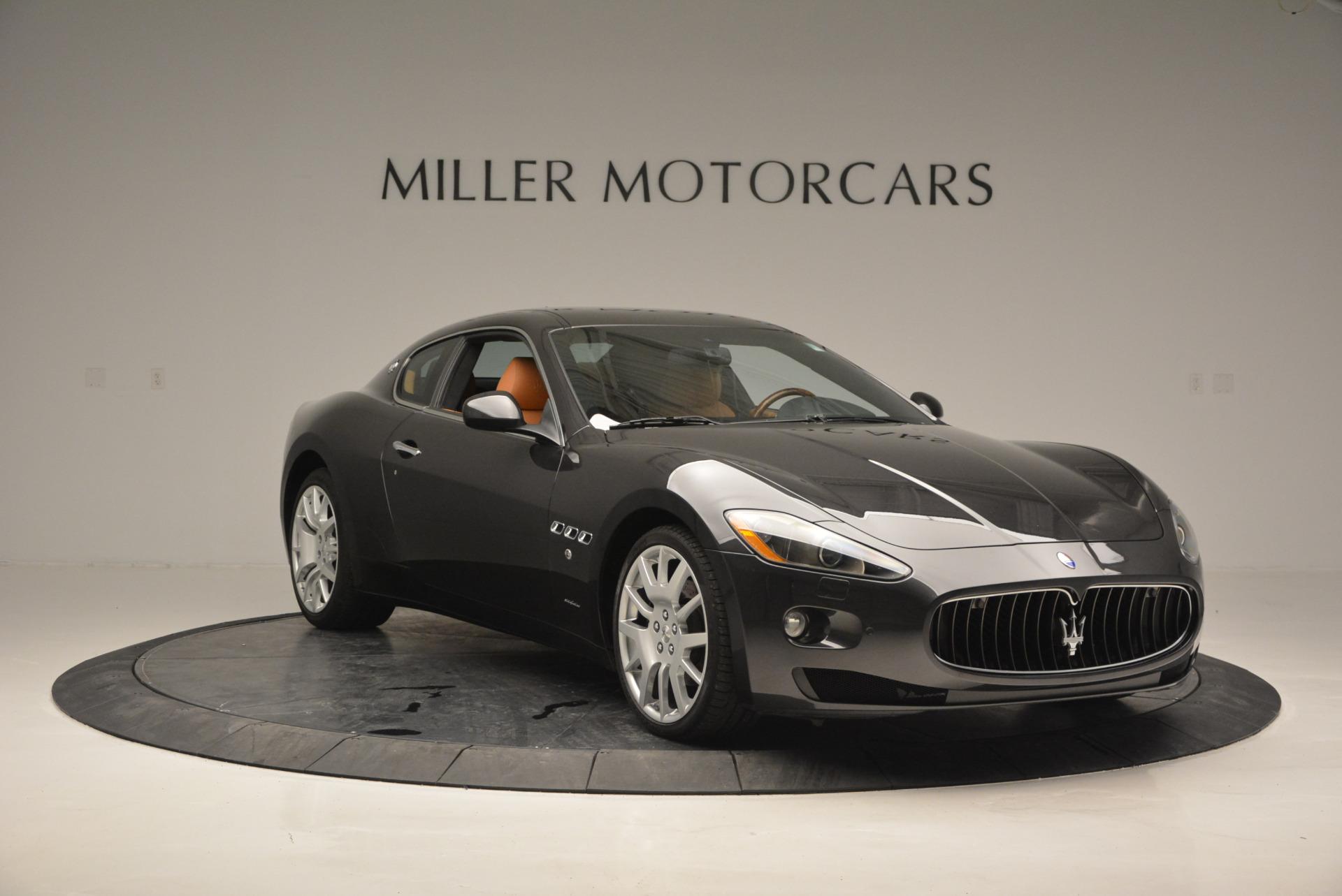 Used 2011 Maserati GranTurismo  For Sale In Westport, CT 816_p11