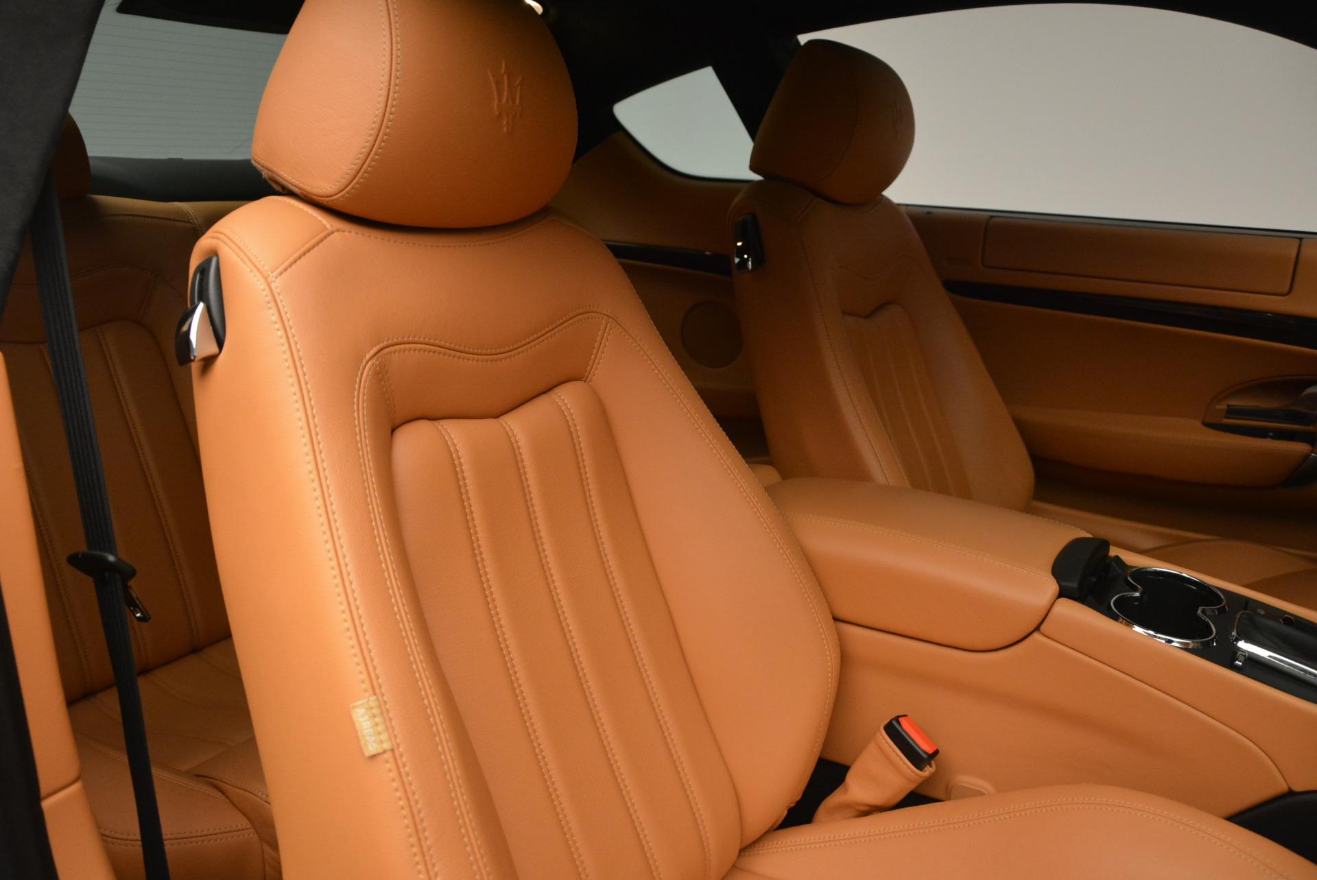 Used 2011 Maserati GranTurismo  For Sale In Westport, CT 816_p20