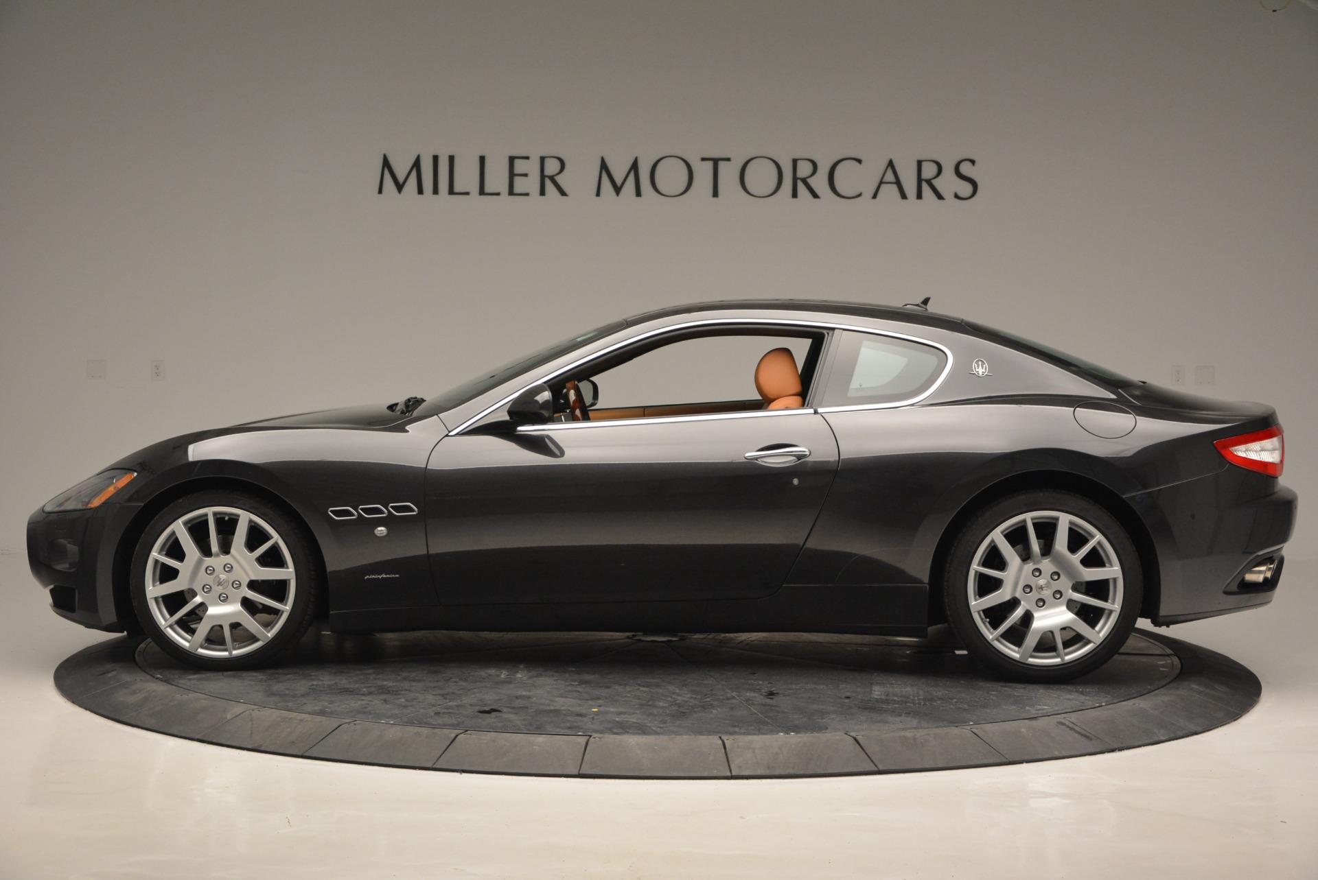 Used 2011 Maserati GranTurismo  For Sale In Westport, CT 816_p3