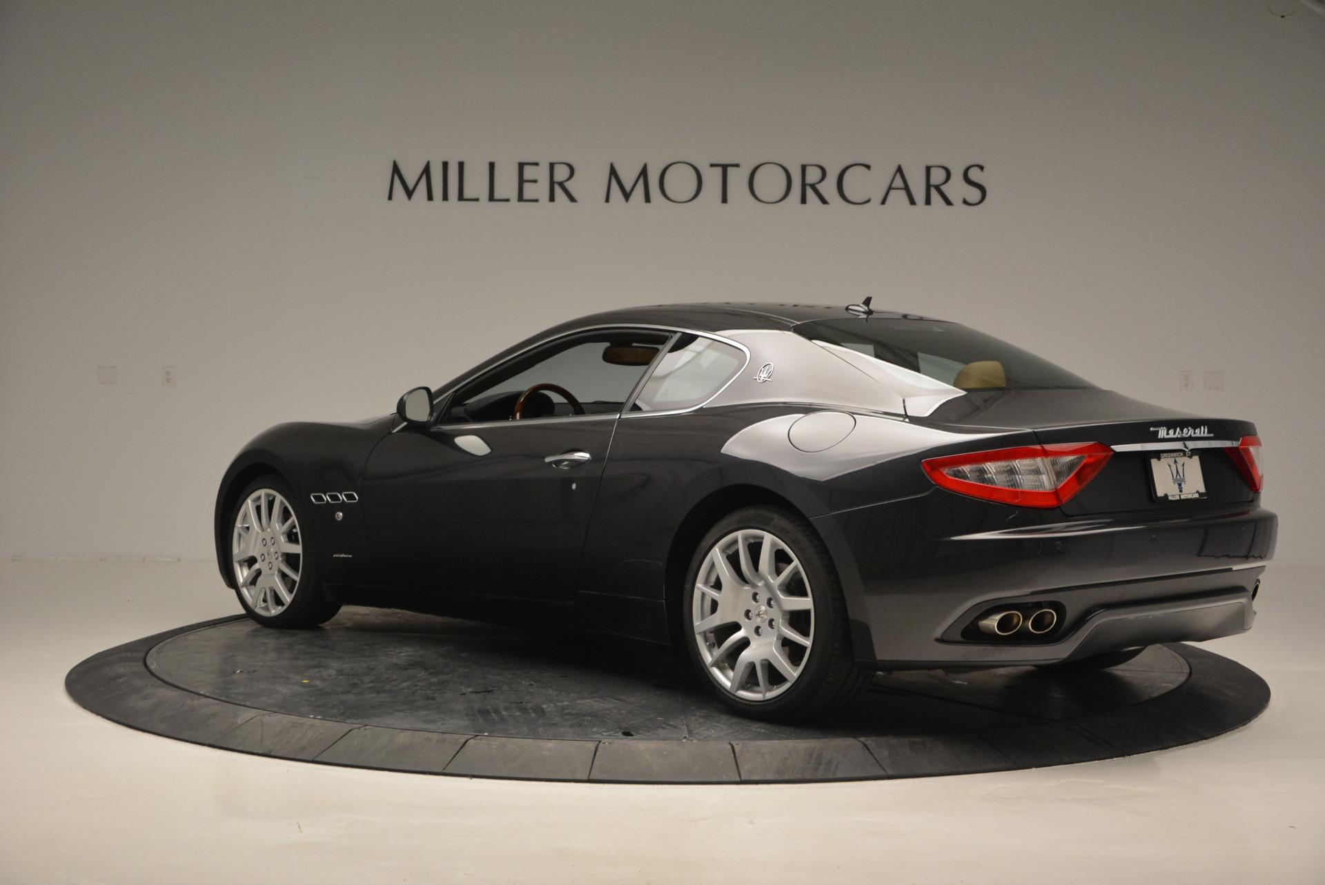 Used 2011 Maserati GranTurismo  For Sale In Westport, CT 816_p4