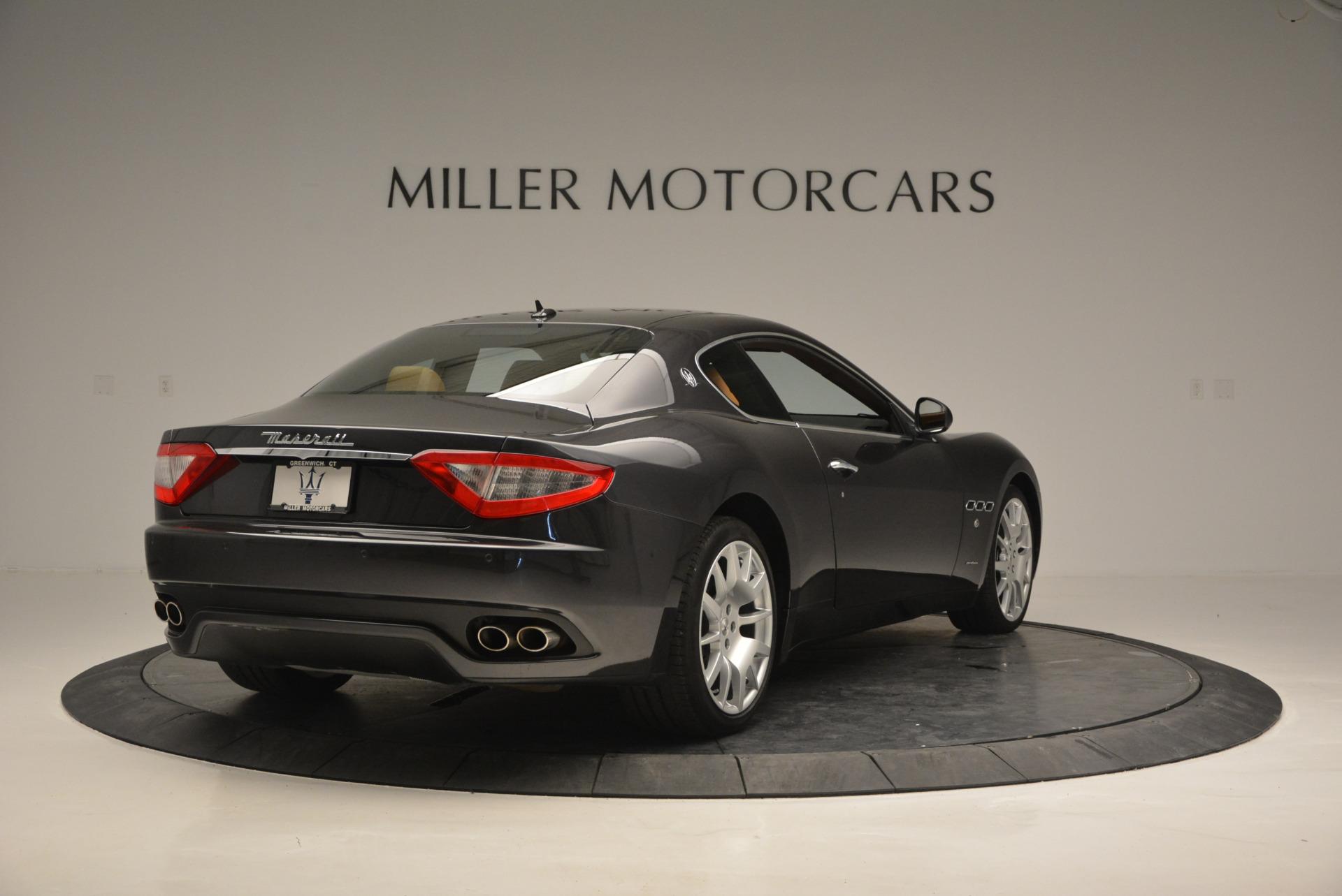 Used 2011 Maserati GranTurismo  For Sale In Westport, CT 816_p7