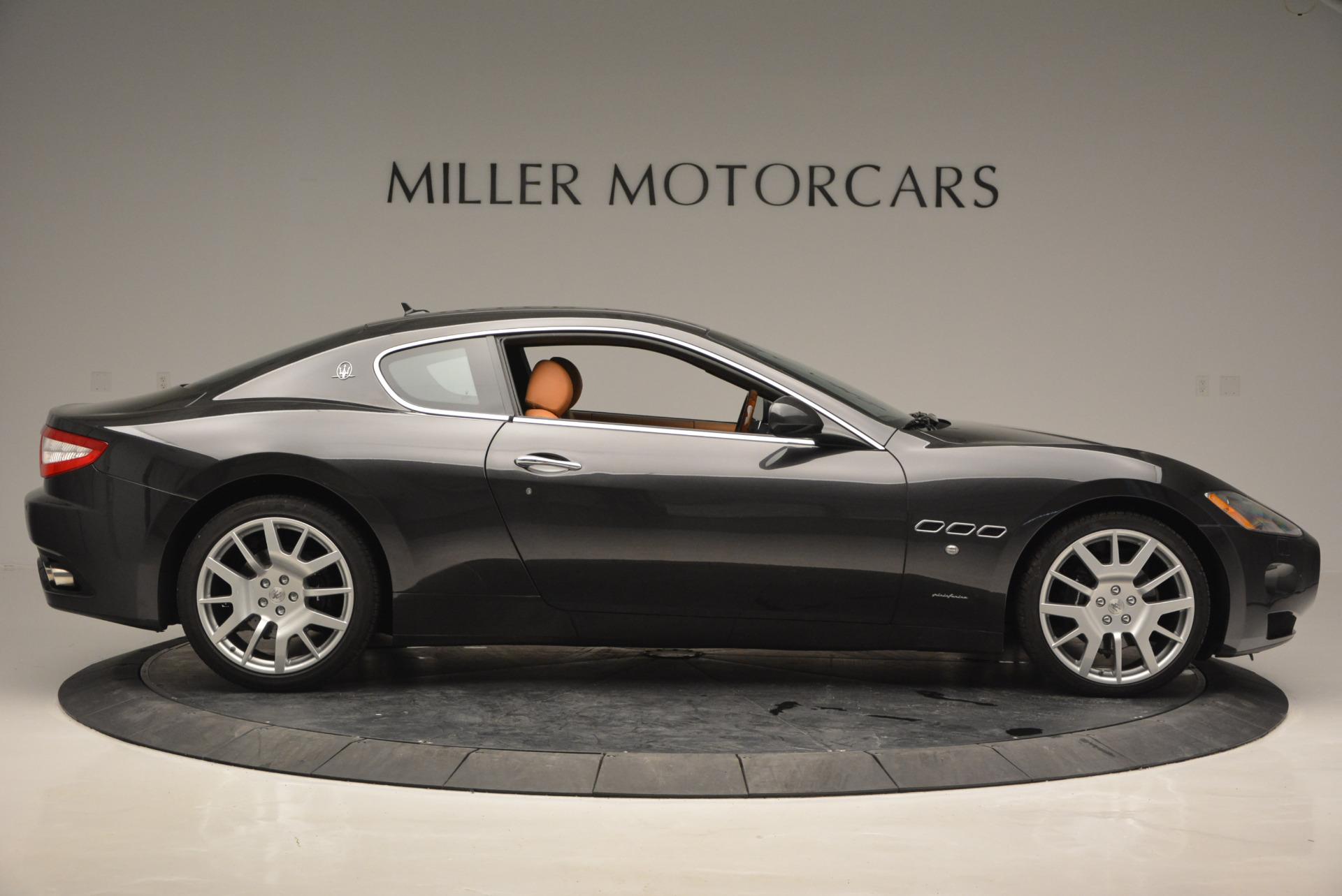 Used 2011 Maserati GranTurismo  For Sale In Westport, CT 816_p9