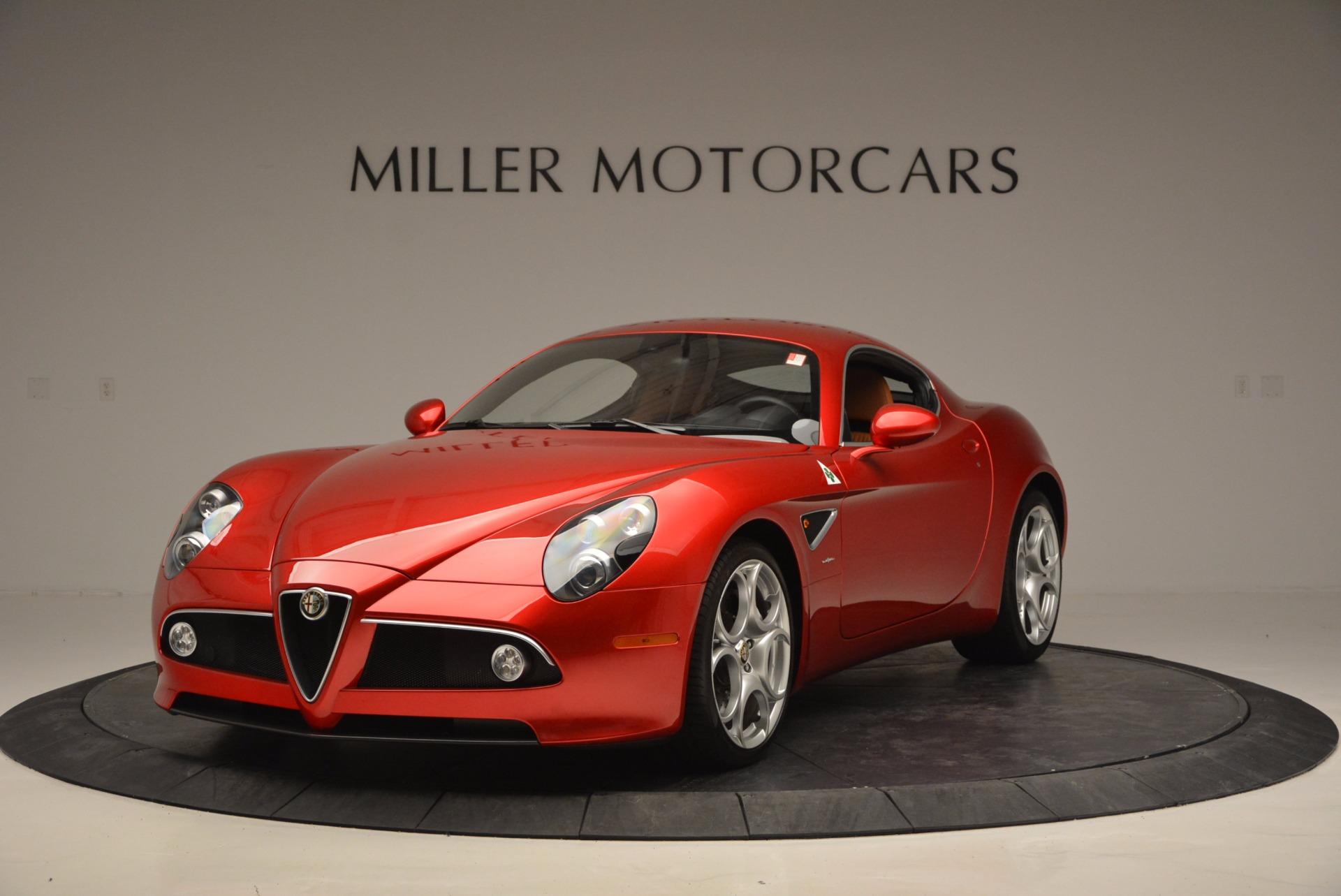 Used 2008 Alfa Romeo 8C  For Sale In Westport, CT 817_main