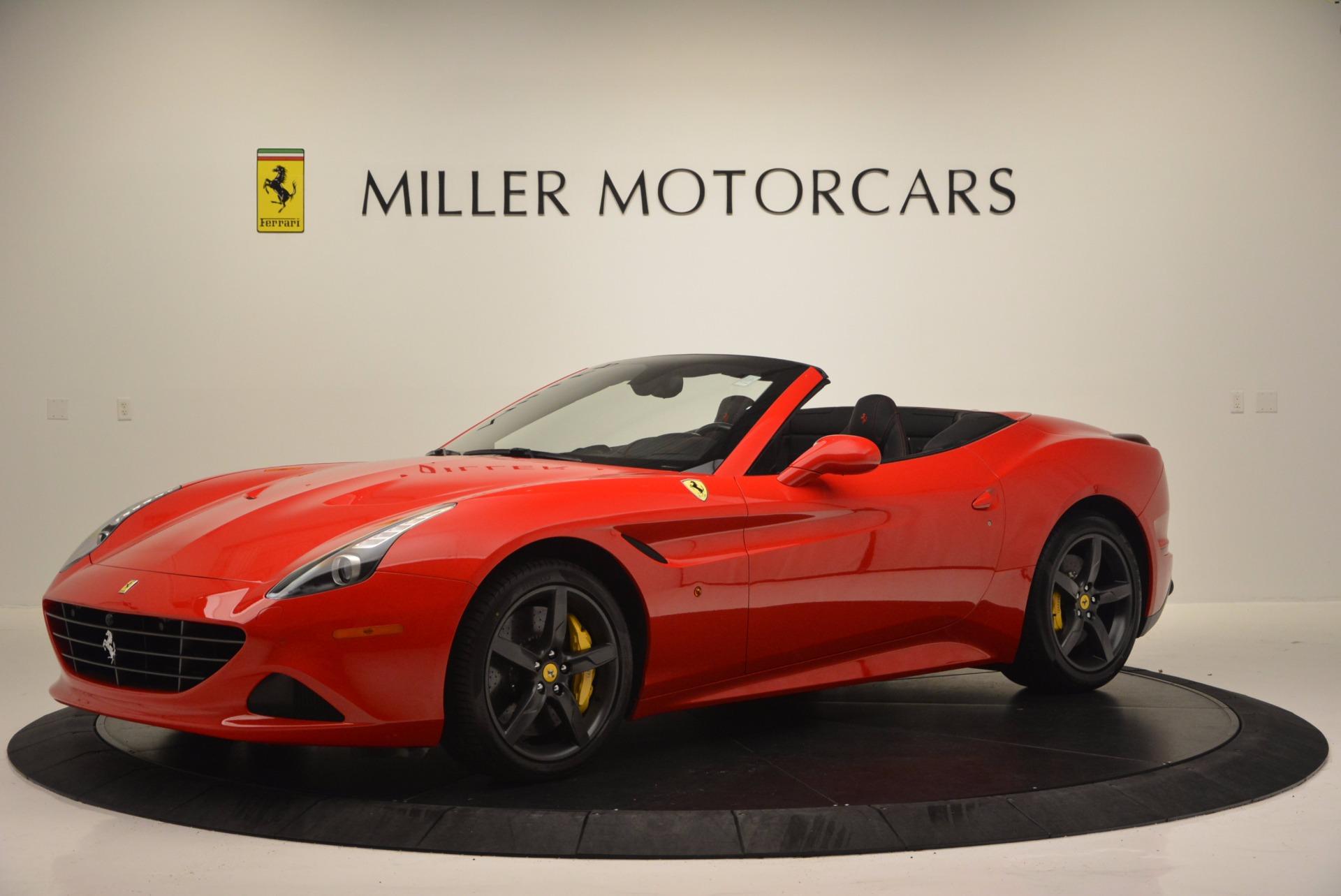 Used 2016 Ferrari California T Handling Speciale For Sale In Westport, CT 818_p2