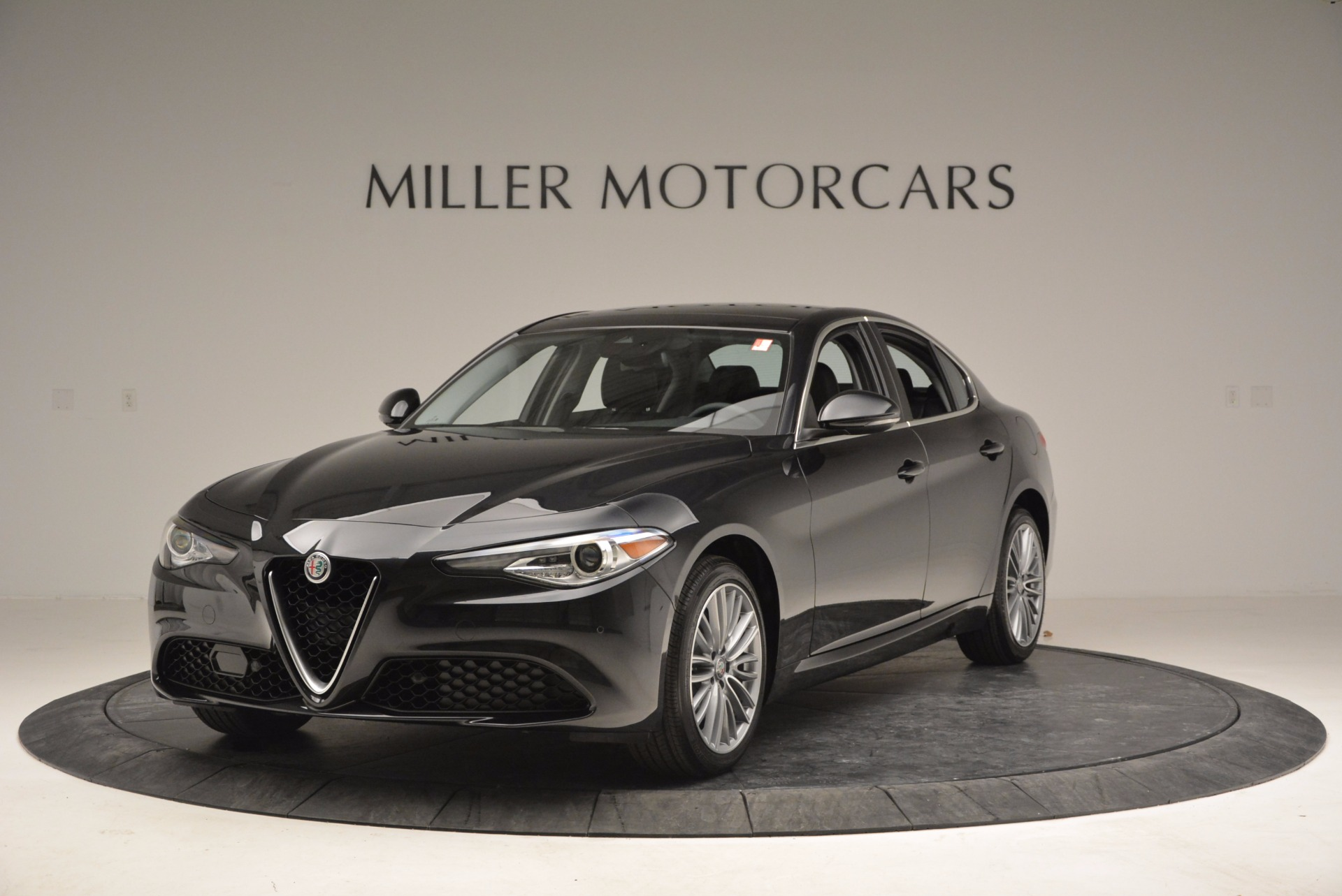 New 2017 Alfa Romeo Giulia Ti For Sale In Westport, CT