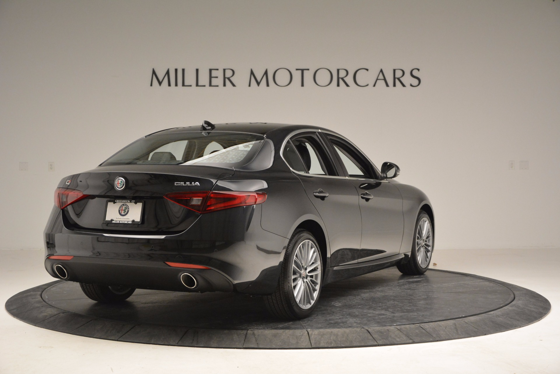 New 2017 Alfa Romeo Giulia Ti For Sale In Westport, CT 819_p7