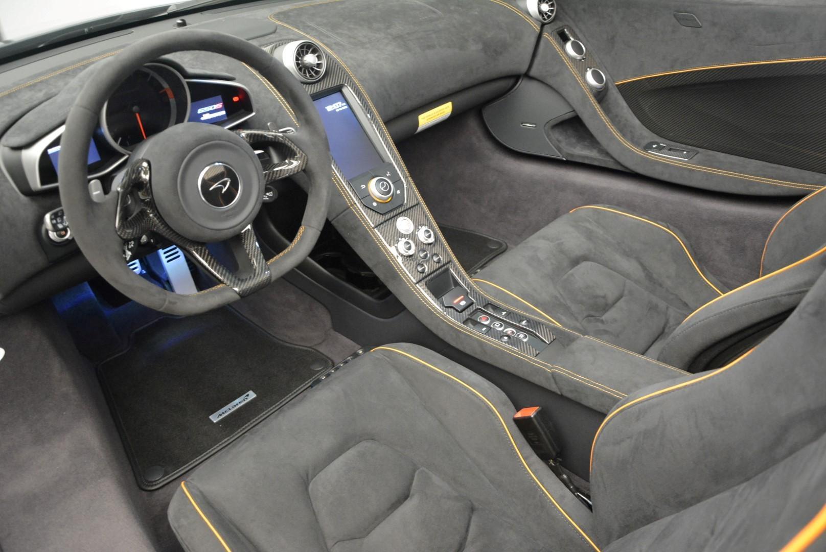 Used 2016 McLaren 650S Convertible For Sale In Westport, CT 82_p22