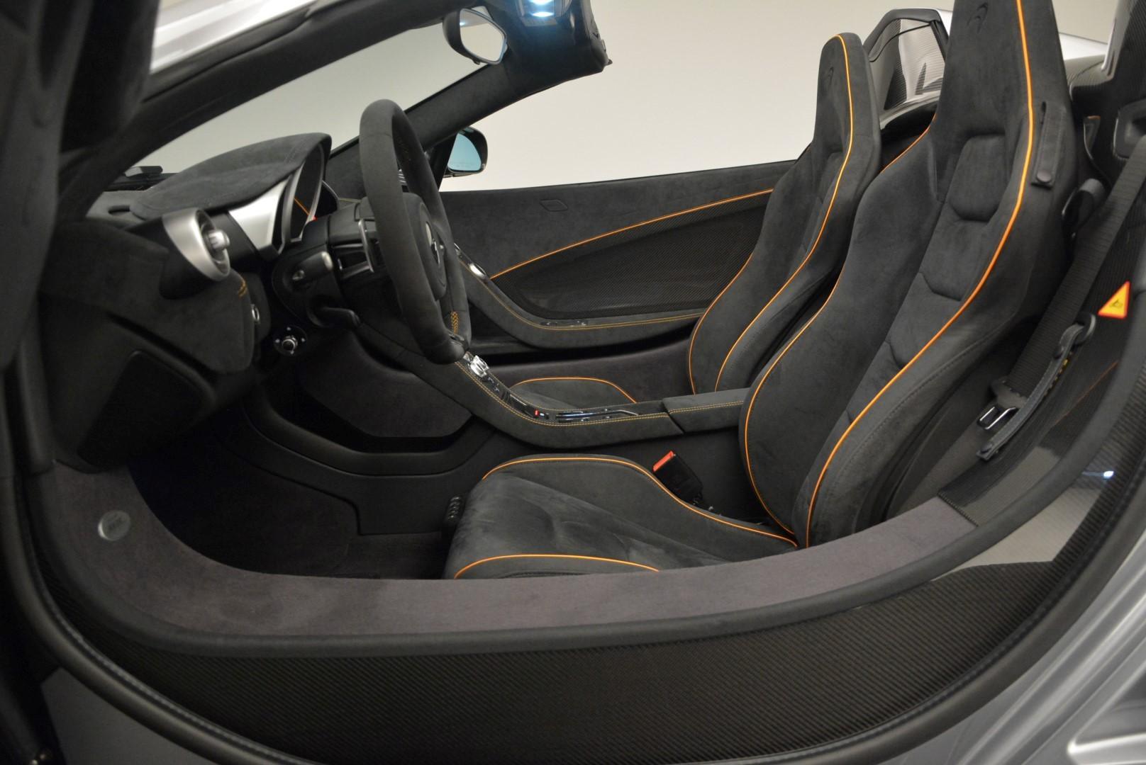 Used 2016 McLaren 650S Convertible For Sale In Westport, CT 82_p23