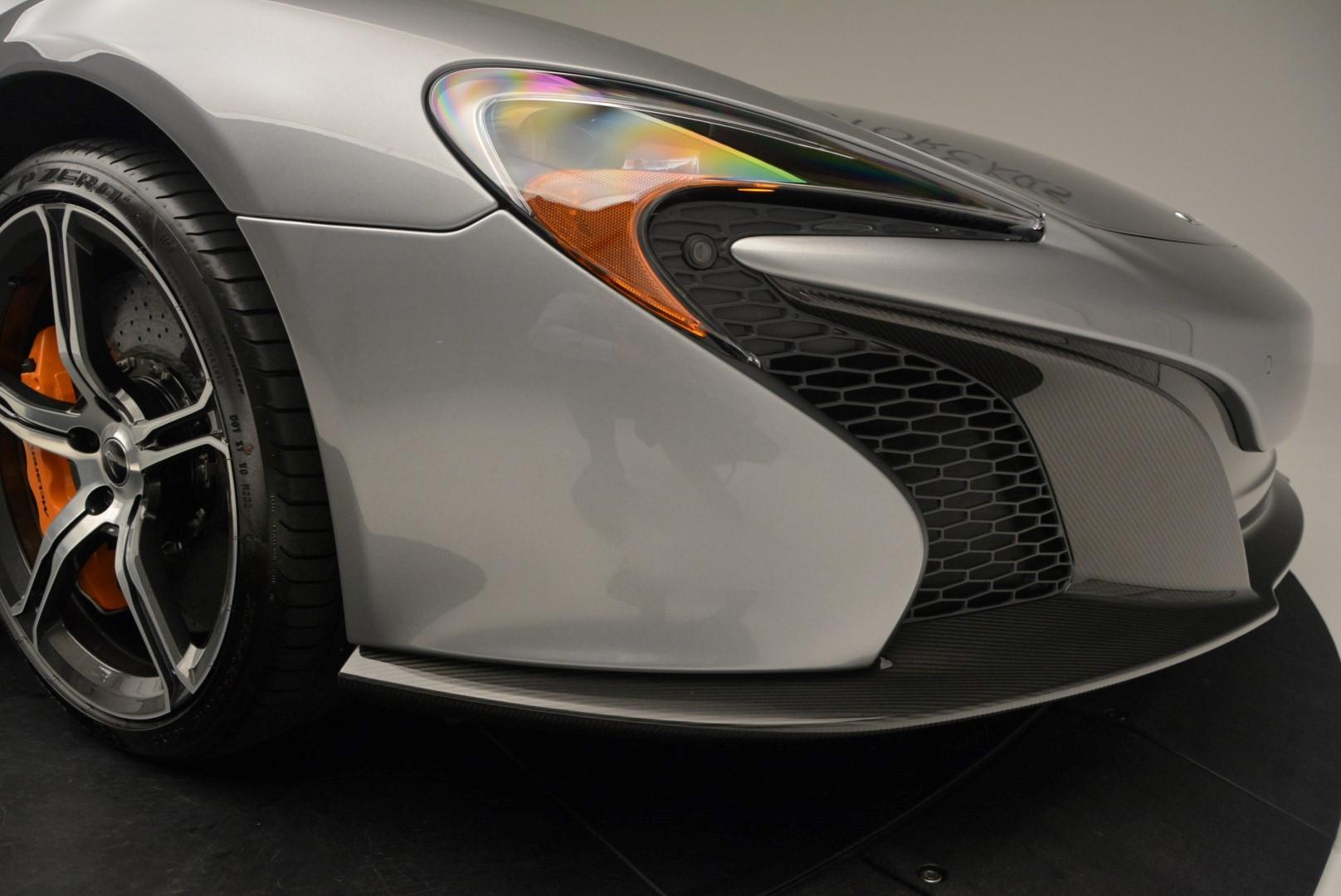 Used 2016 McLaren 650S Convertible For Sale In Westport, CT 82_p29
