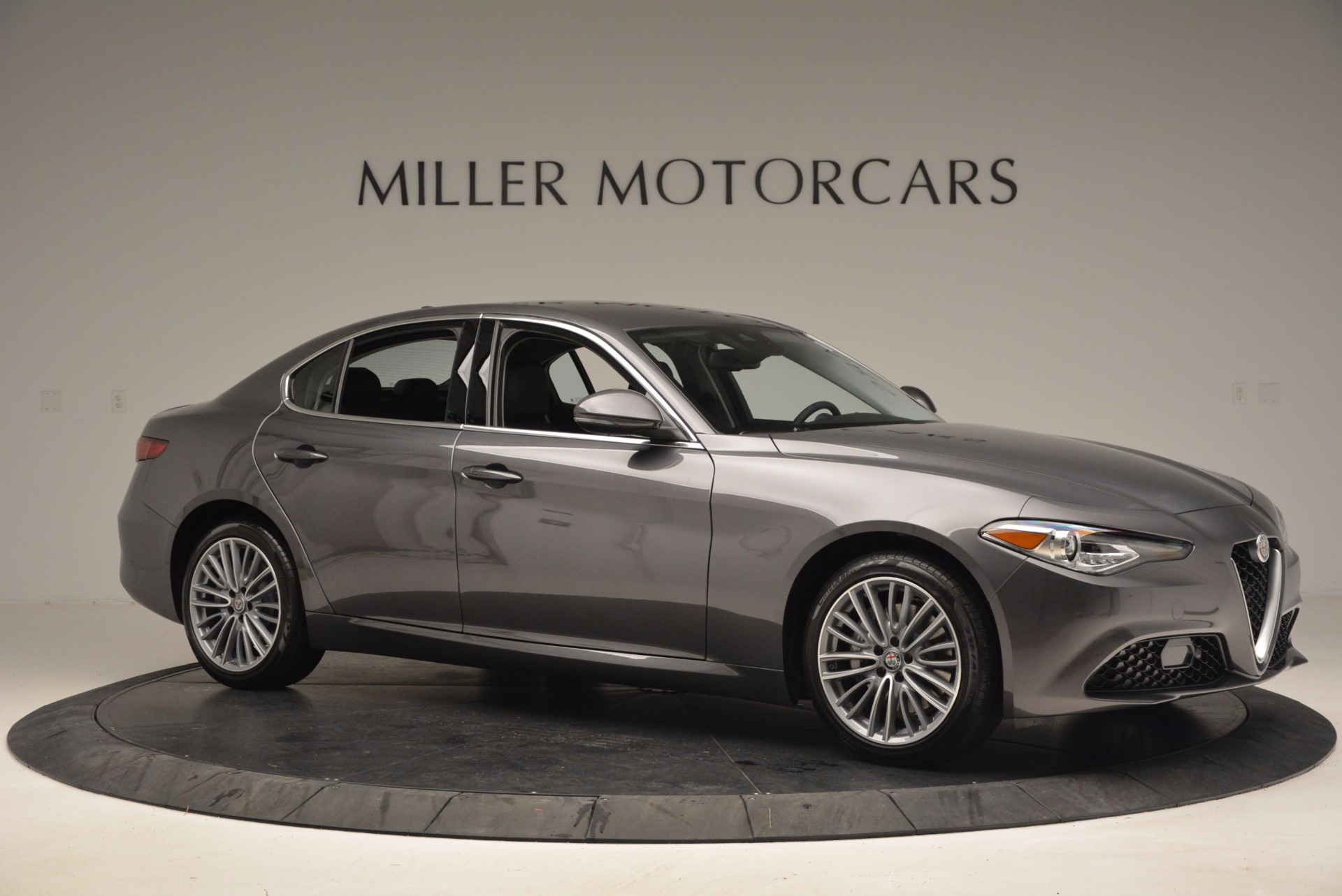 New 2017 Alfa Romeo Giulia Ti Q4 For Sale In Westport, CT 821_p10
