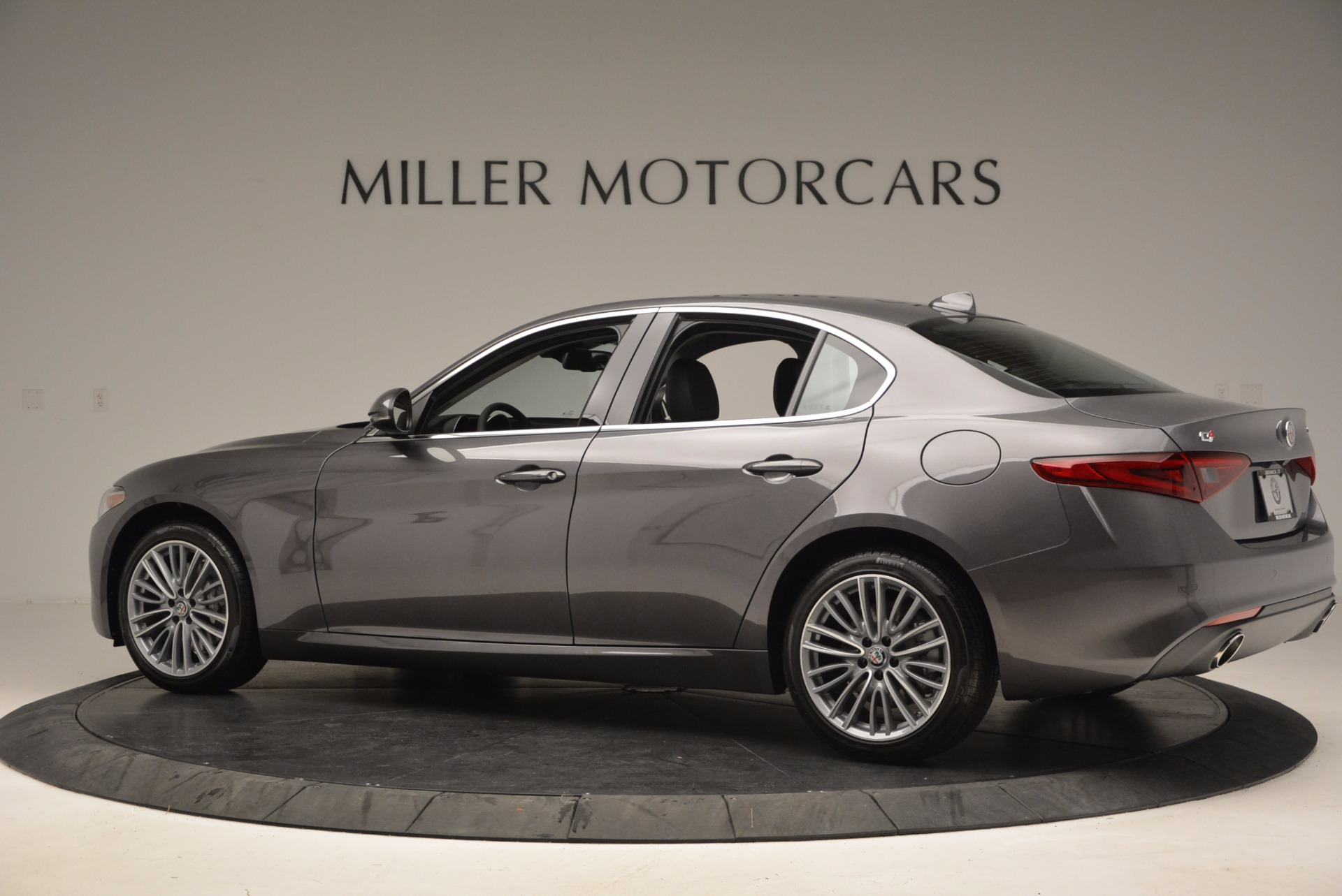New 2017 Alfa Romeo Giulia Ti Q4 For Sale In Westport, CT 821_p4