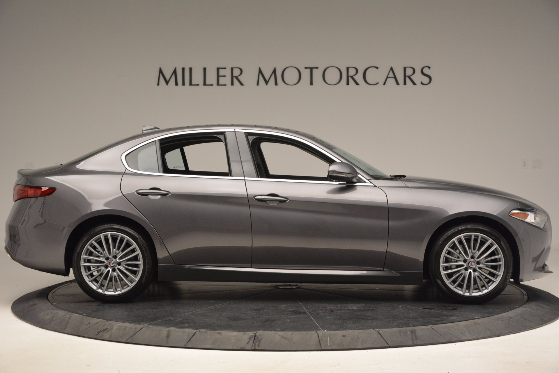 New 2017 Alfa Romeo Giulia Ti Q4 For Sale In Westport, CT 821_p9