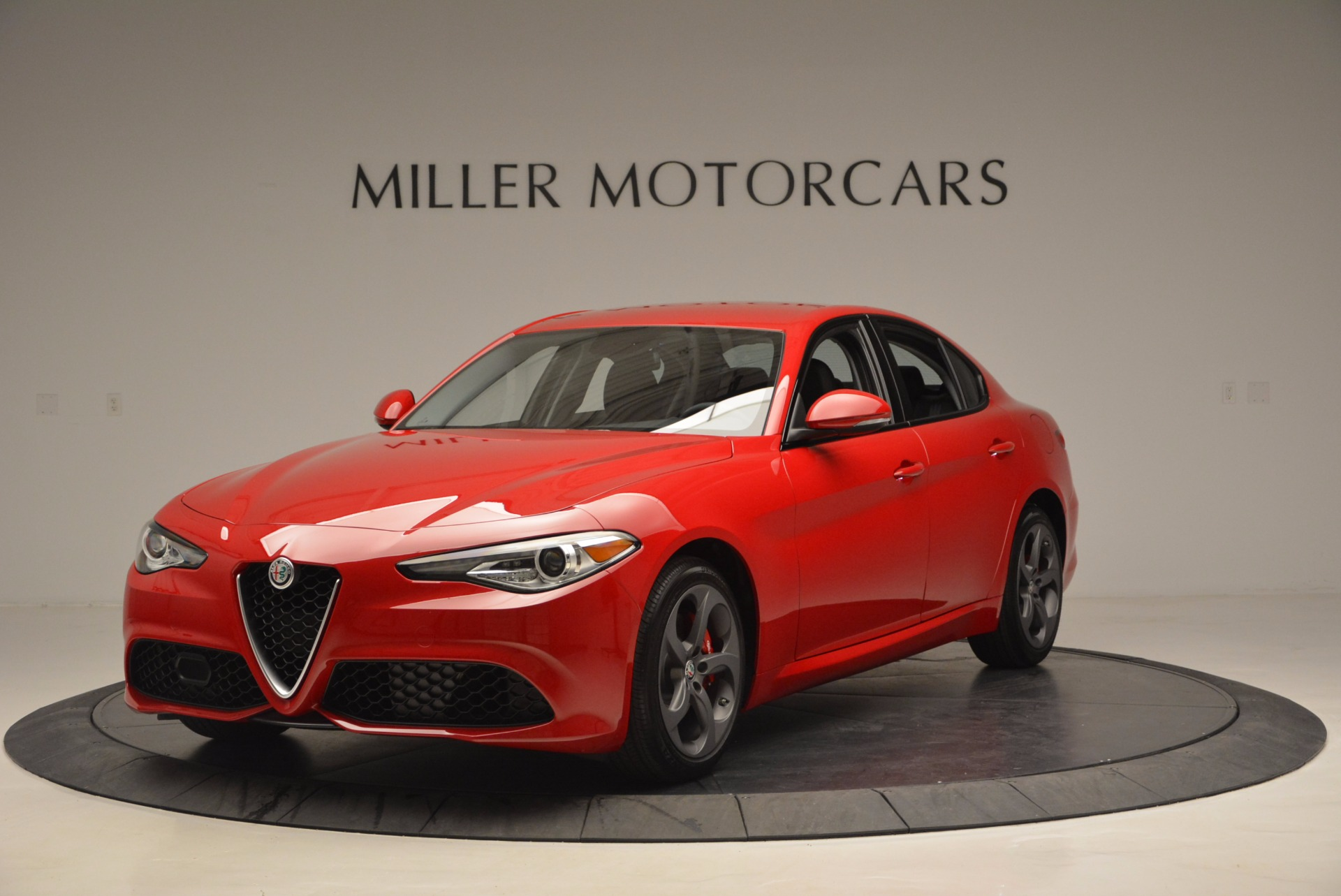 New 2017 Alfa Romeo Giulia Q4 For Sale In Westport, CT 827_main