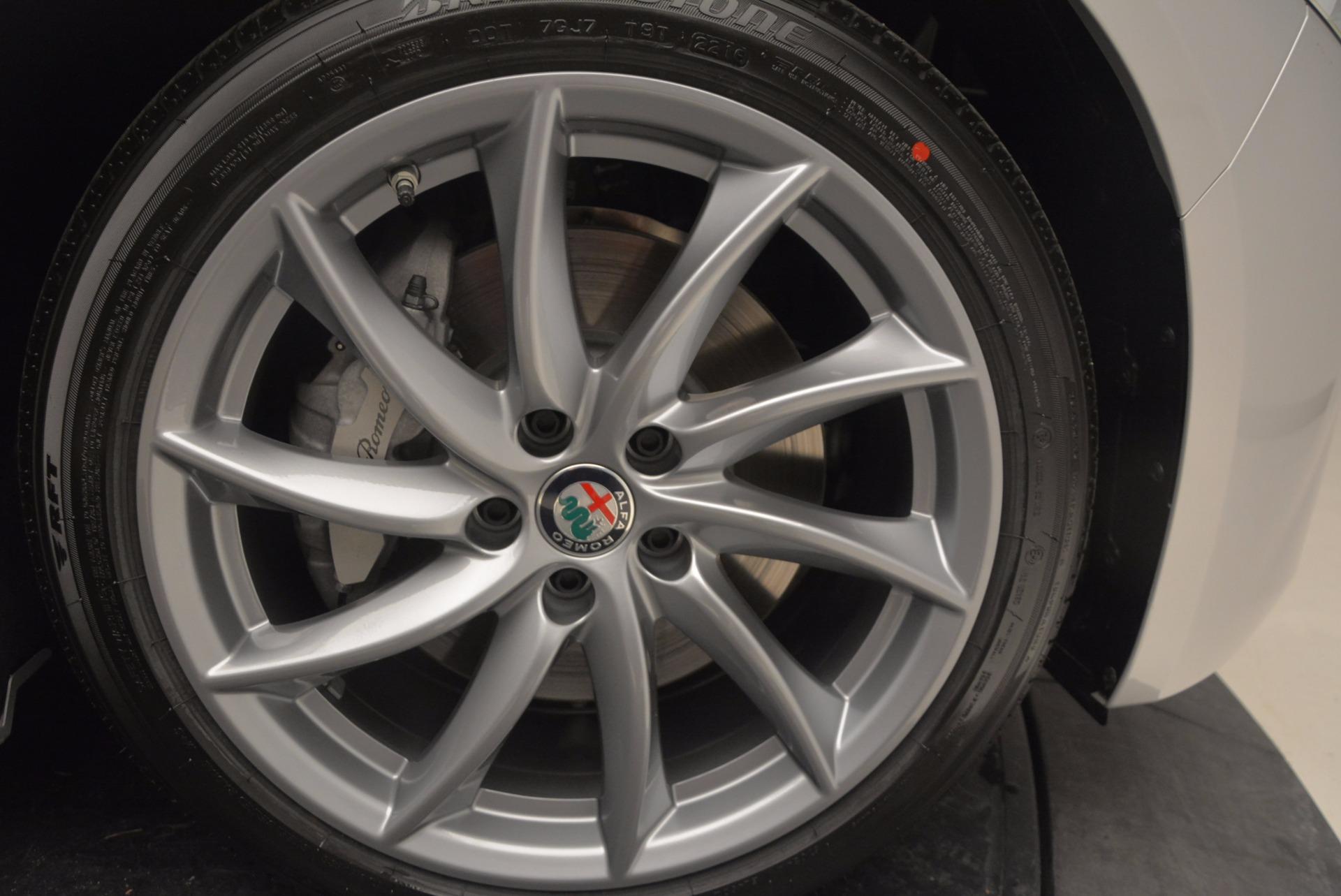 New 2017 Alfa Romeo Giulia Q4 For Sale In Westport, CT 831_p40