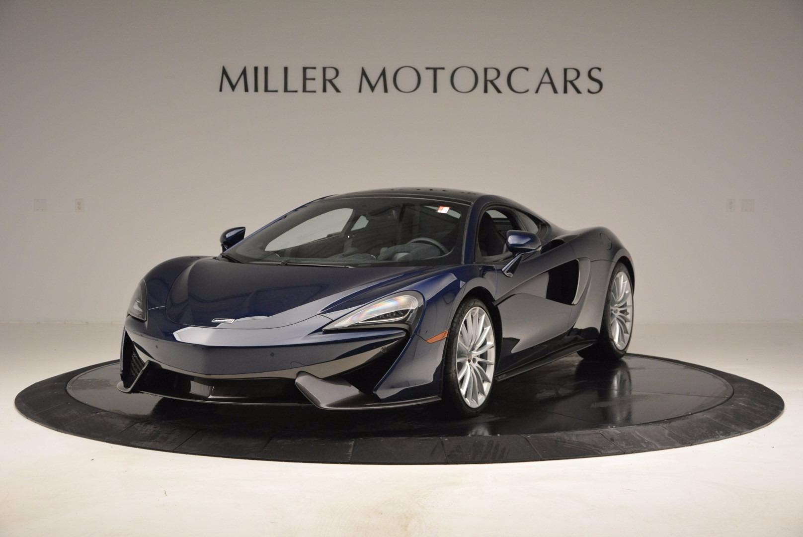 New 2017 McLaren 570GT  For Sale In Westport, CT 832_main
