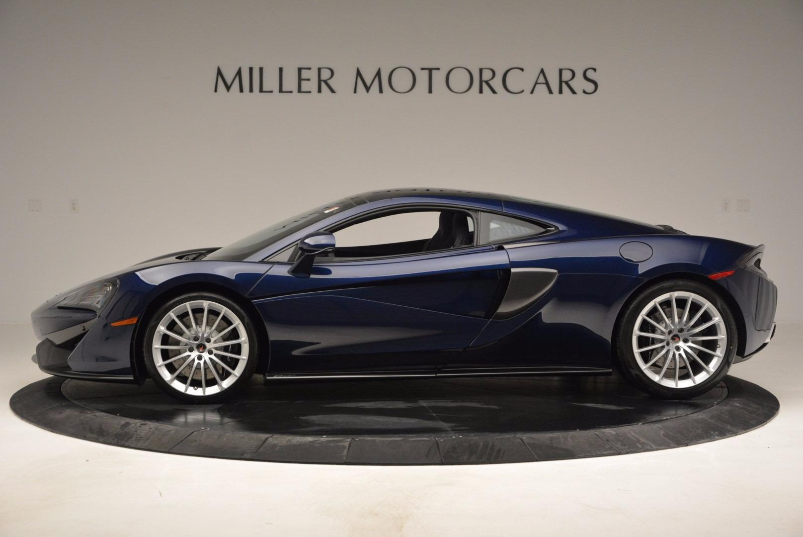 New 2017 McLaren 570GT  For Sale In Westport, CT 832_p3