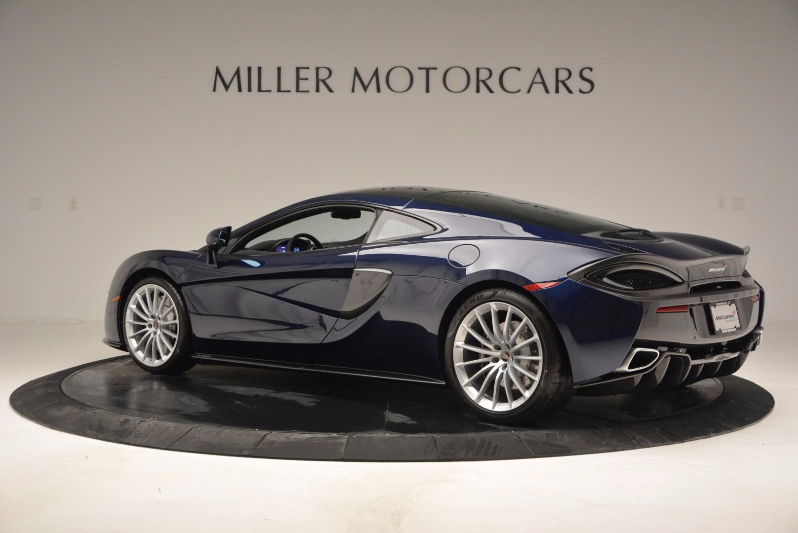New 2017 McLaren 570GT  For Sale In Westport, CT 832_p4