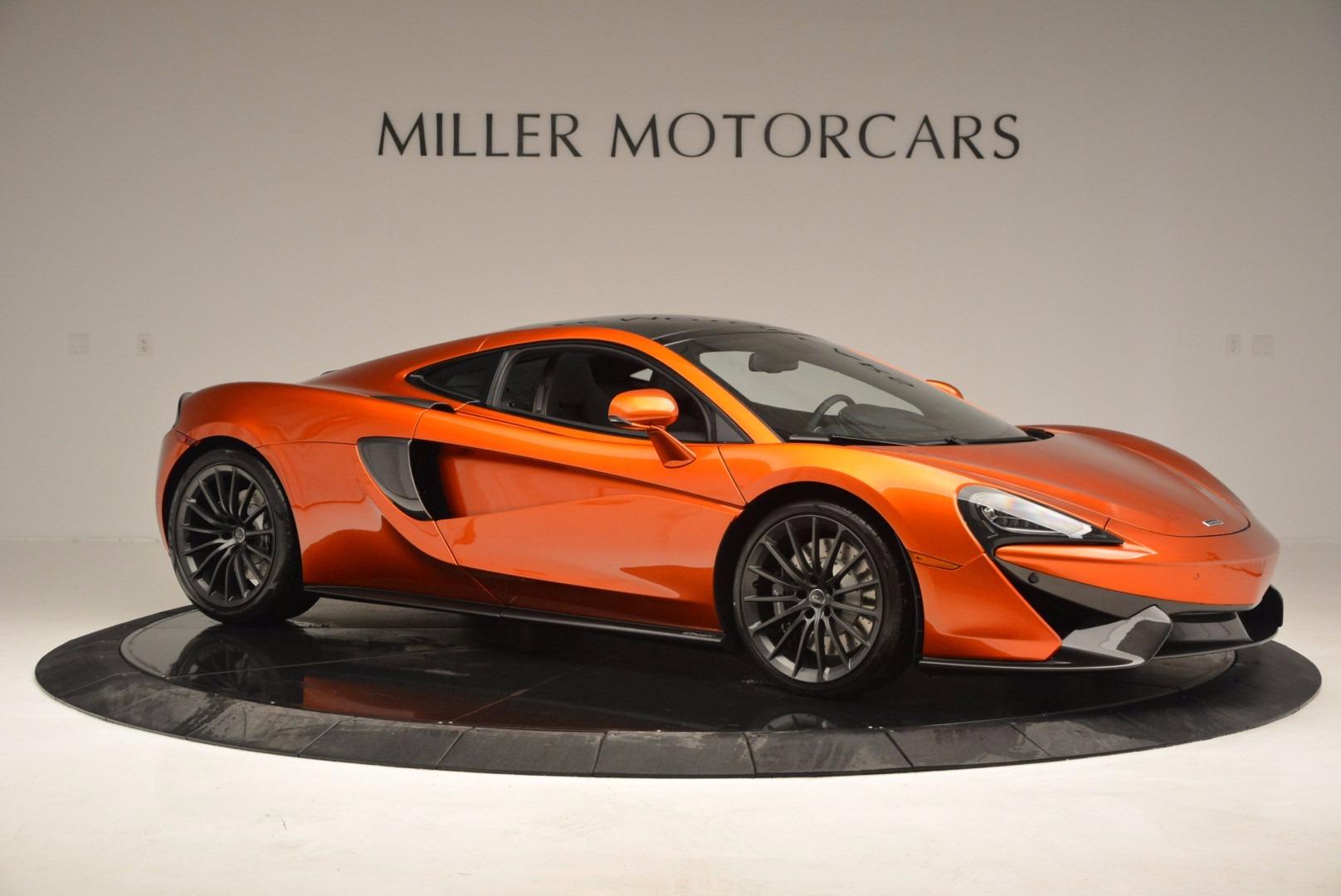 New 2017 McLaren 570GT  For Sale In Westport, CT 833_p10
