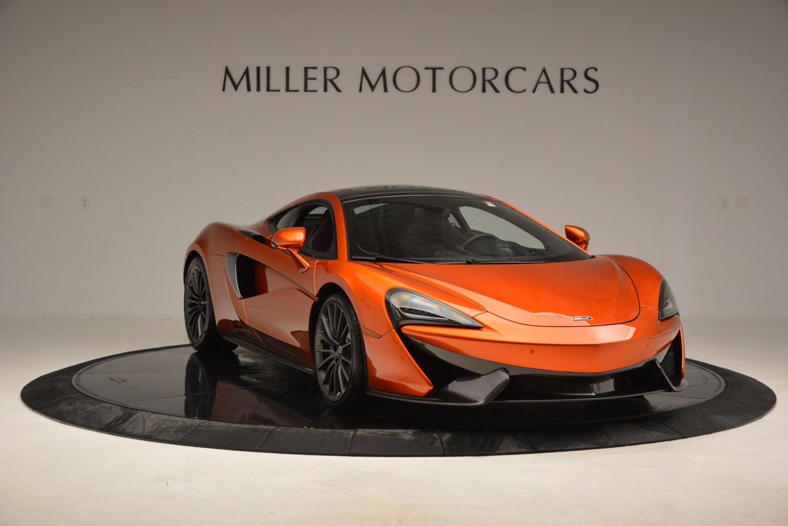 New 2017 McLaren 570GT  For Sale In Westport, CT 833_p11