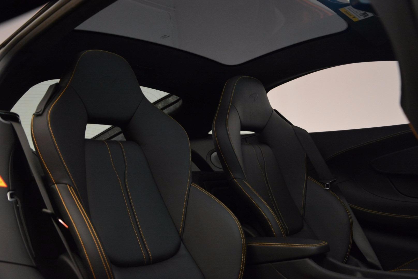 New 2017 McLaren 570GT  For Sale In Westport, CT 833_p19