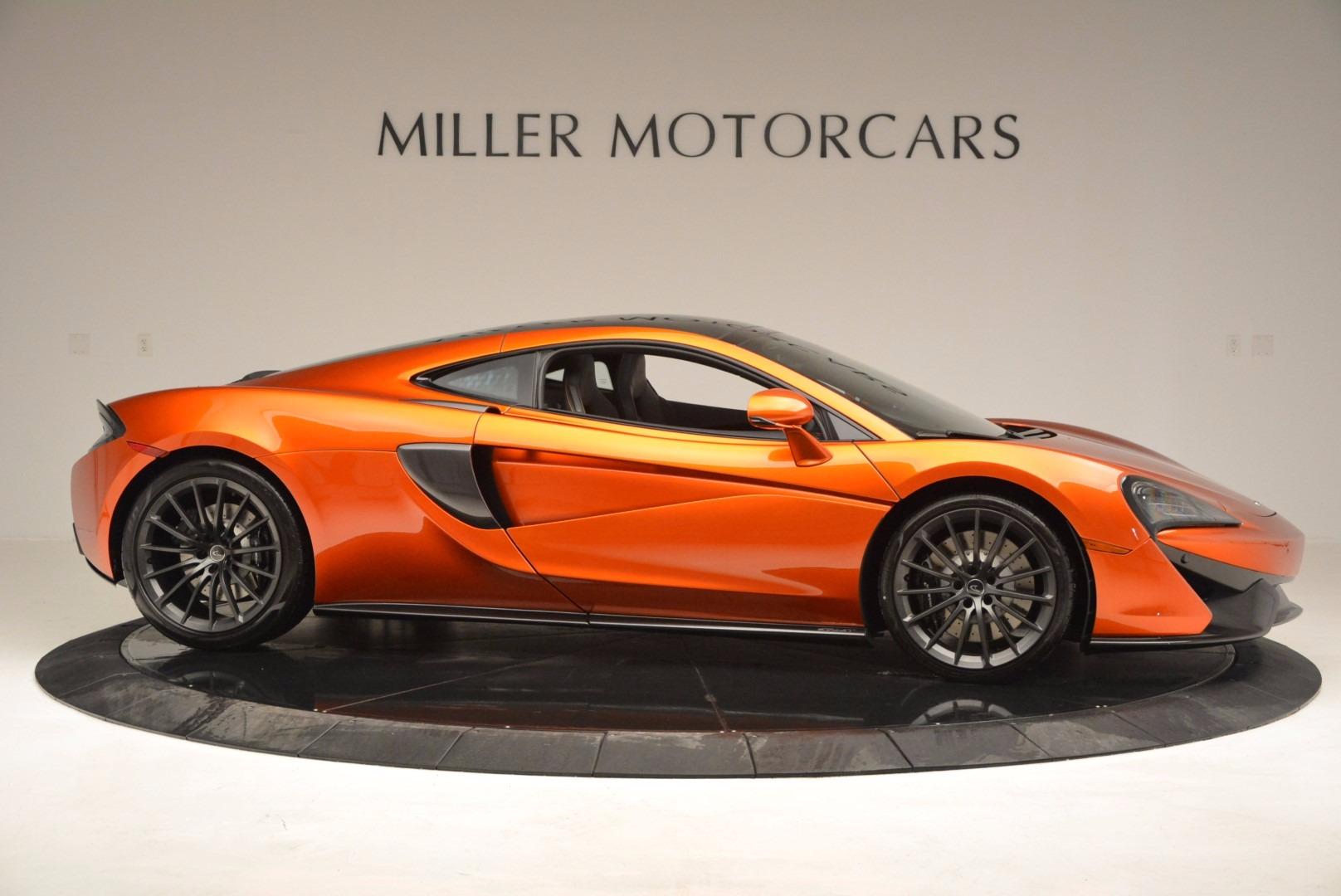 New 2017 McLaren 570GT  For Sale In Westport, CT 833_p9