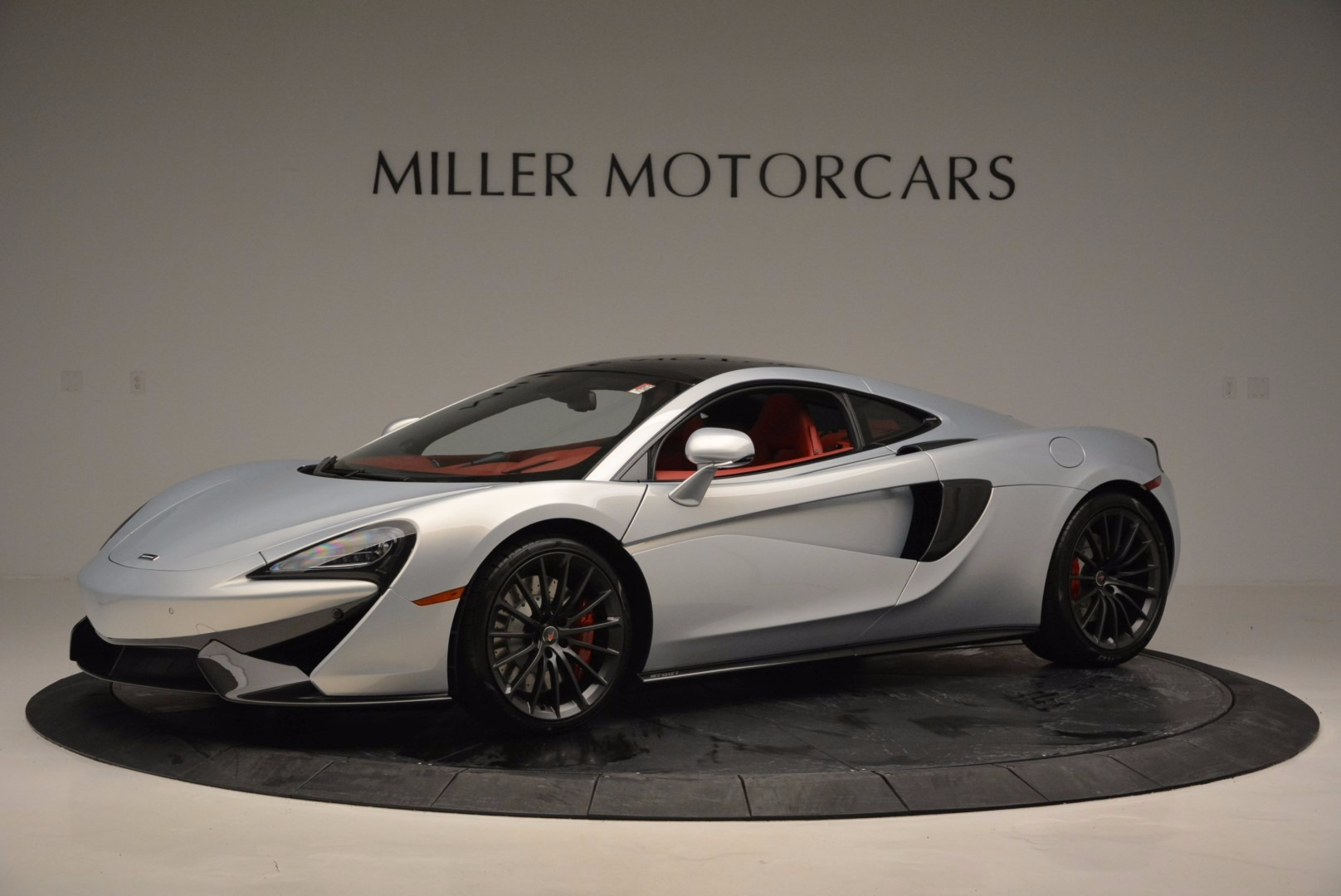 Used 2017 McLaren 570GT  For Sale In Westport, CT 834_p2