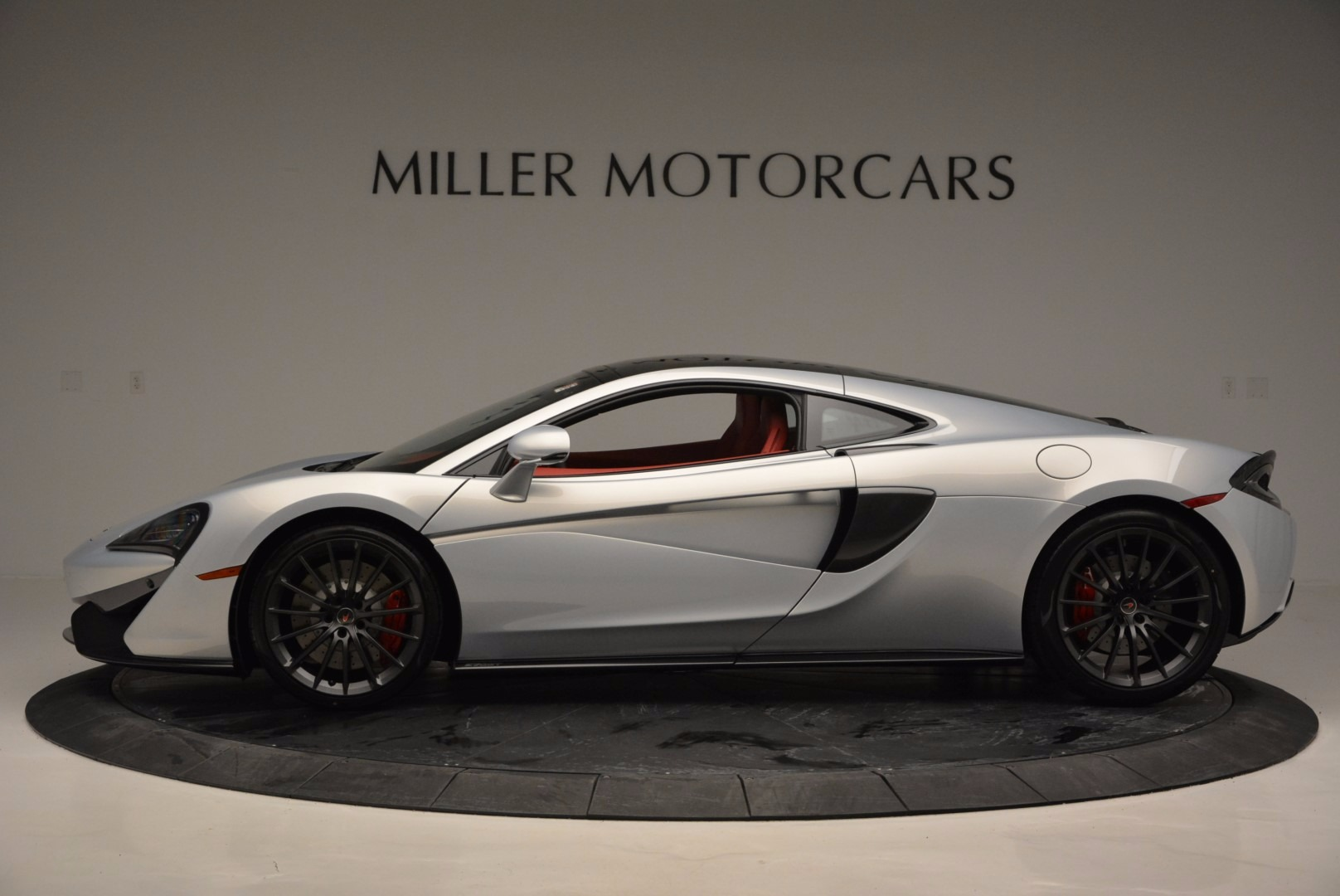 Used 2017 McLaren 570GT  For Sale In Westport, CT 834_p3