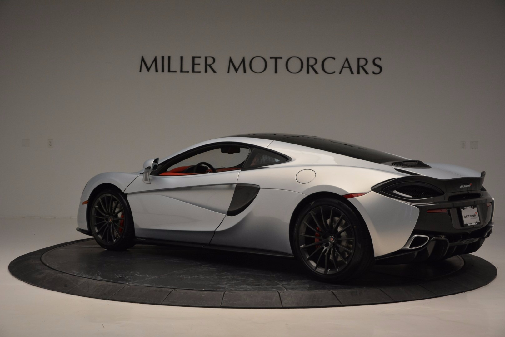 Used 2017 McLaren 570GT  For Sale In Westport, CT 834_p4