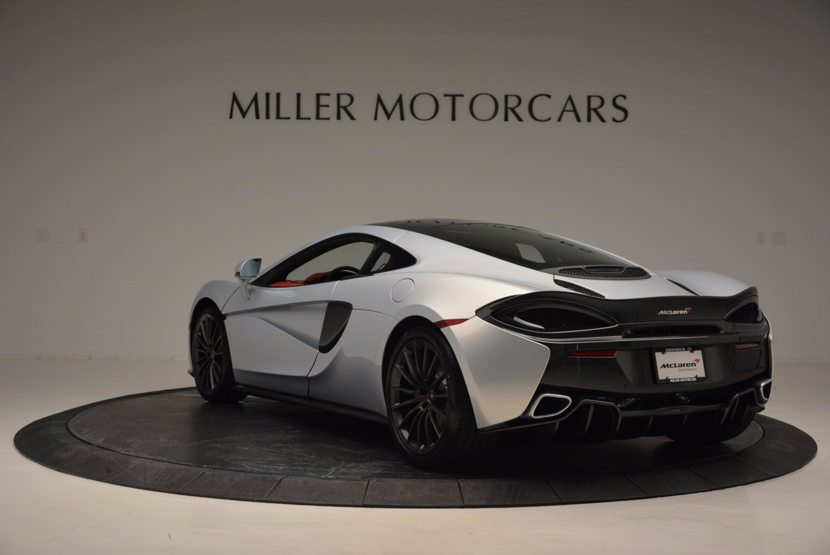 Used 2017 McLaren 570GT  For Sale In Westport, CT 834_p5