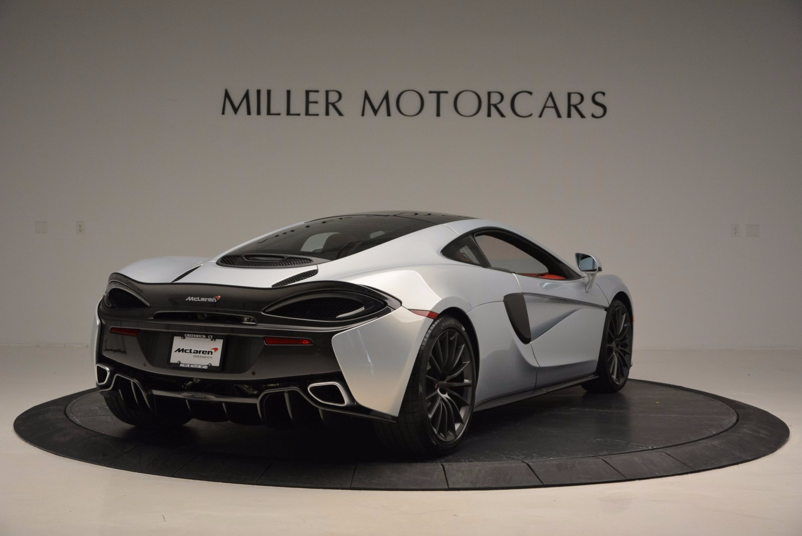 Used 2017 McLaren 570GT  For Sale In Westport, CT 834_p7