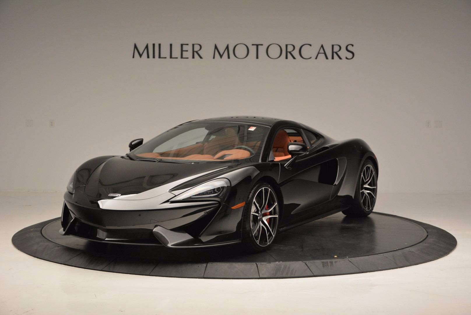 Used 2017 McLaren 570GT  For Sale In Westport, CT 836_main