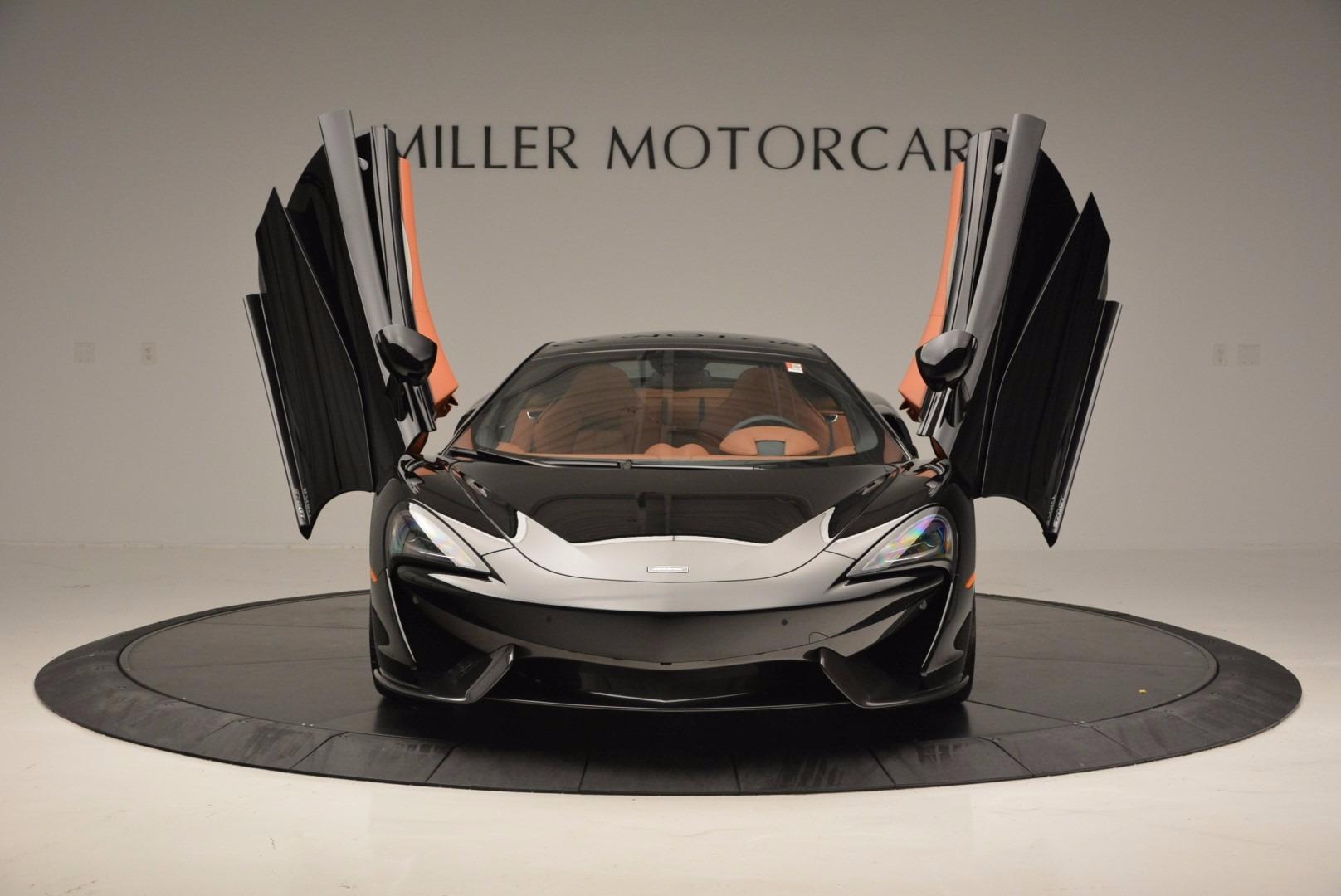 Used 2017 McLaren 570GT  For Sale In Westport, CT 836_p13