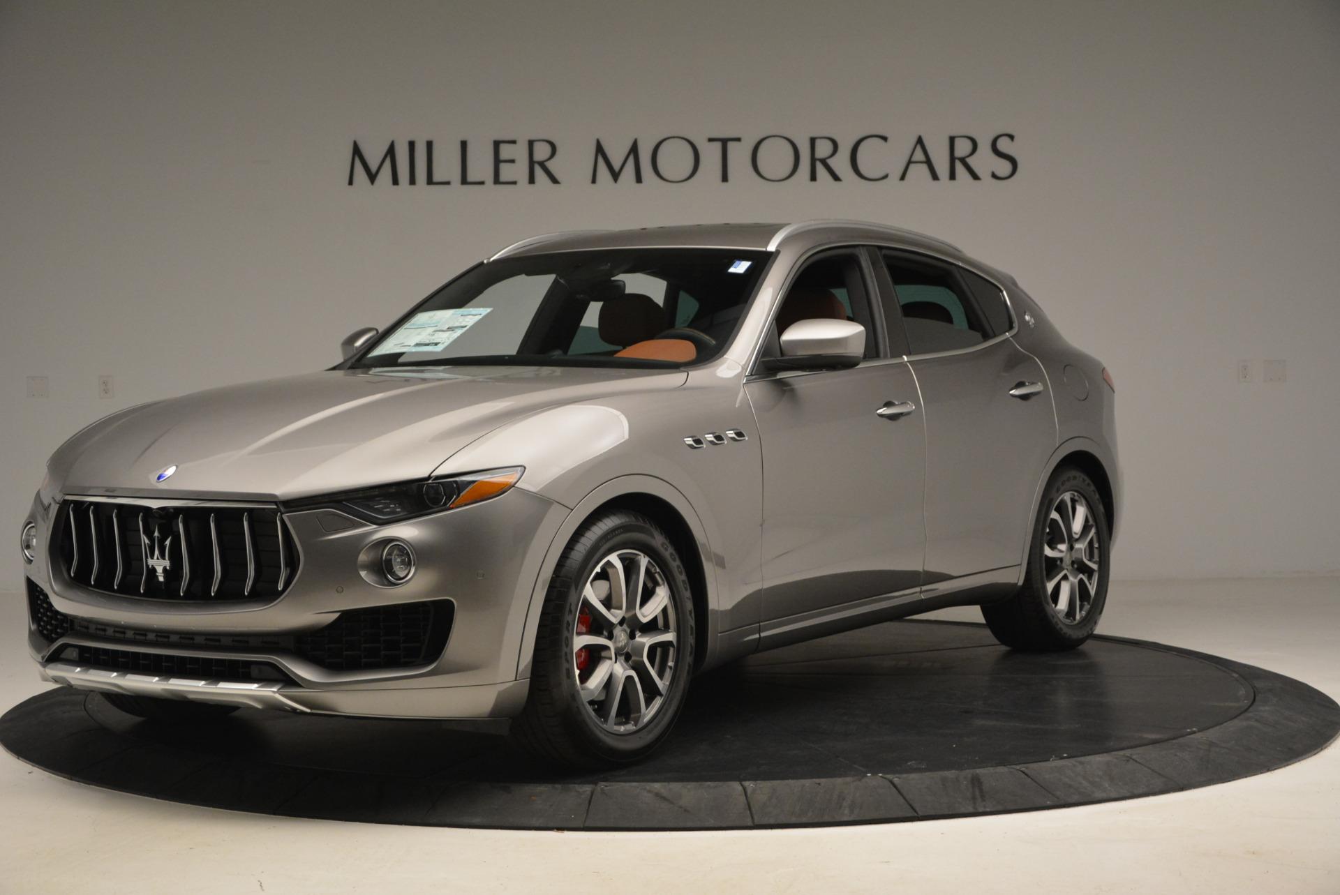 New 2017 Maserati Levante  For Sale In Westport, CT 839_main