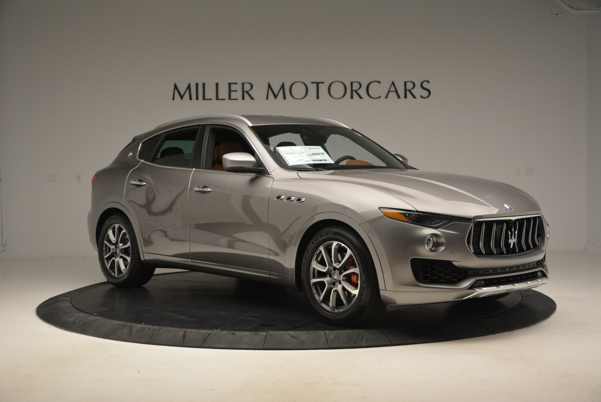 New 2017 Maserati Levante  For Sale In Westport, CT 839_p11