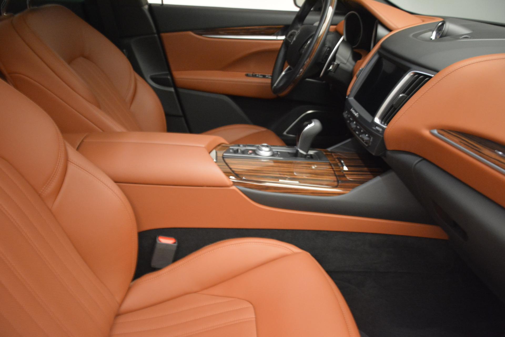 New 2017 Maserati Levante  For Sale In Westport, CT 839_p21