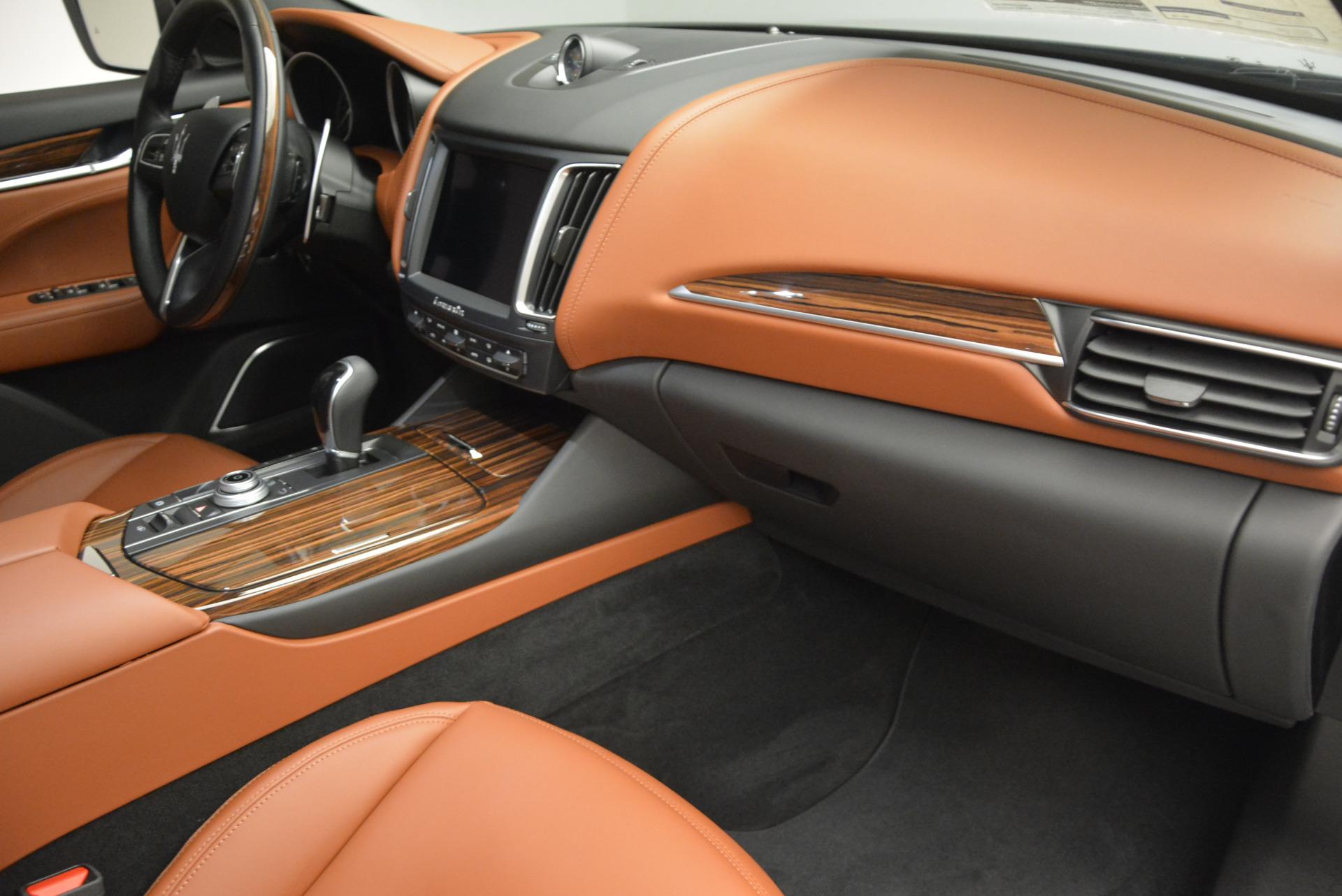 New 2017 Maserati Levante  For Sale In Westport, CT 839_p22