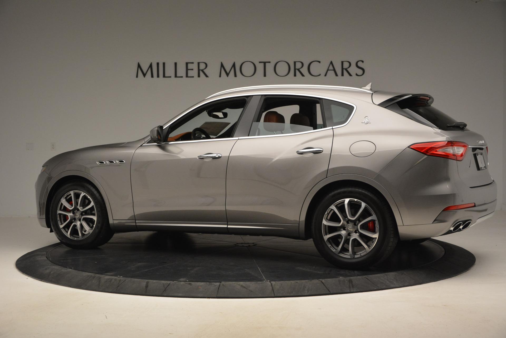 New 2017 Maserati Levante  For Sale In Westport, CT 839_p4