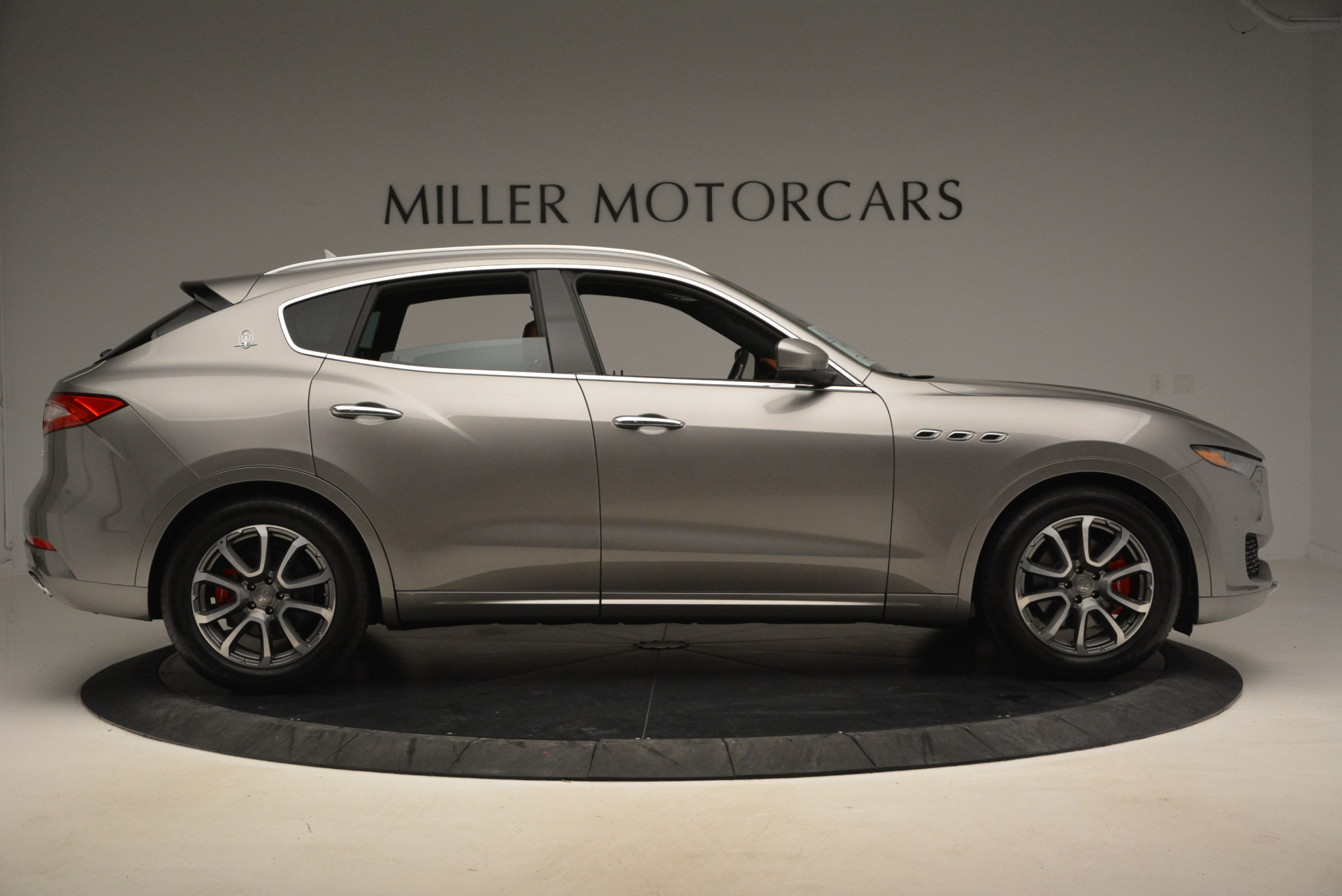 New 2017 Maserati Levante  For Sale In Westport, CT 839_p9